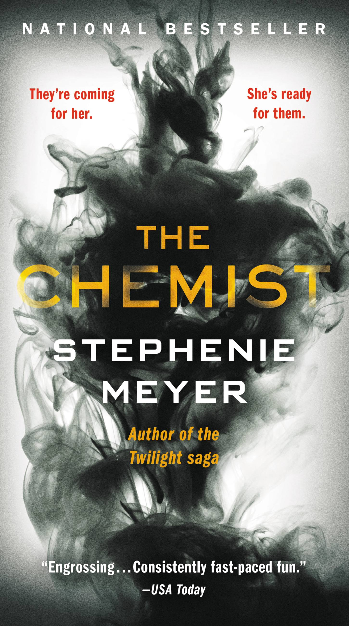The chemist : a novel