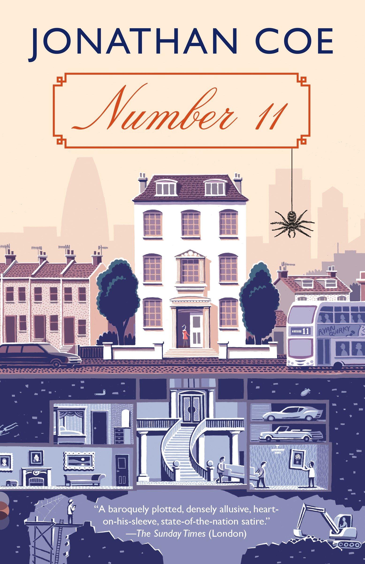 Number 11 A novel