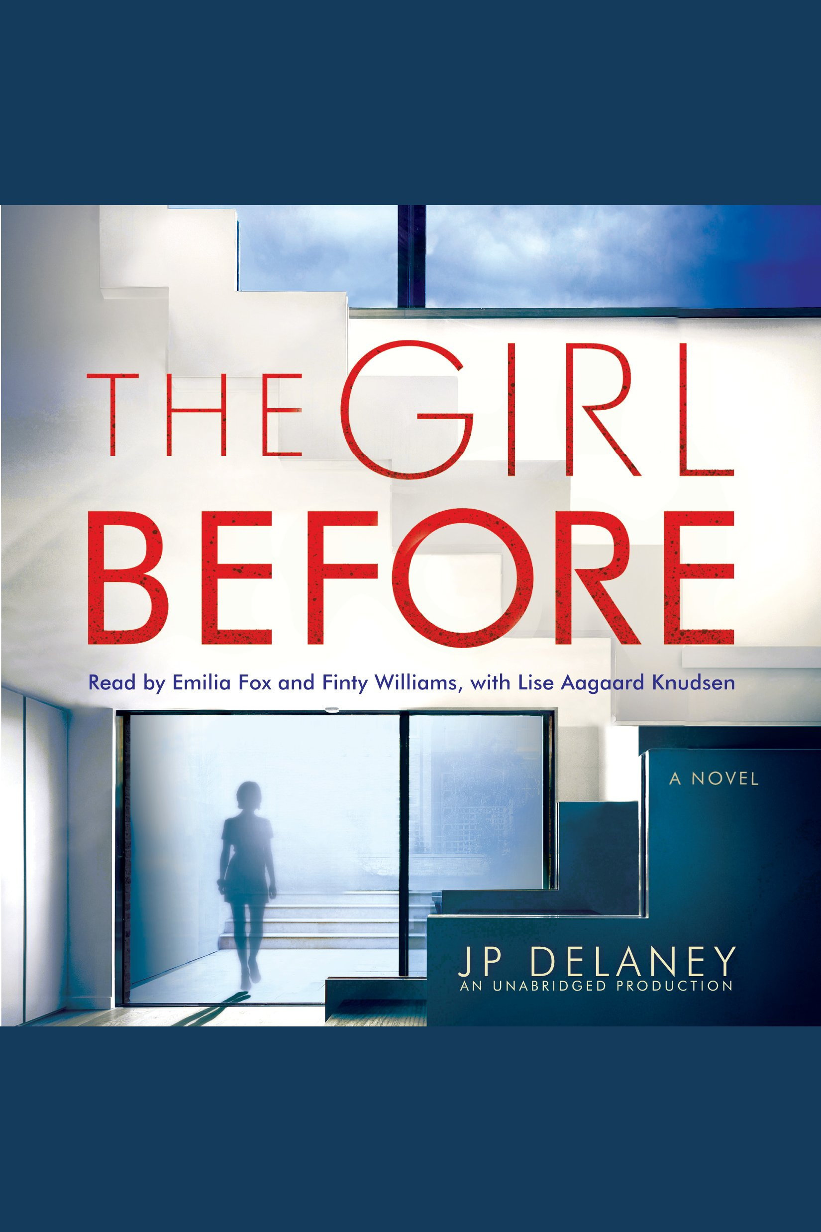 The Girl Before [AUDIO EBOOK] A Novel