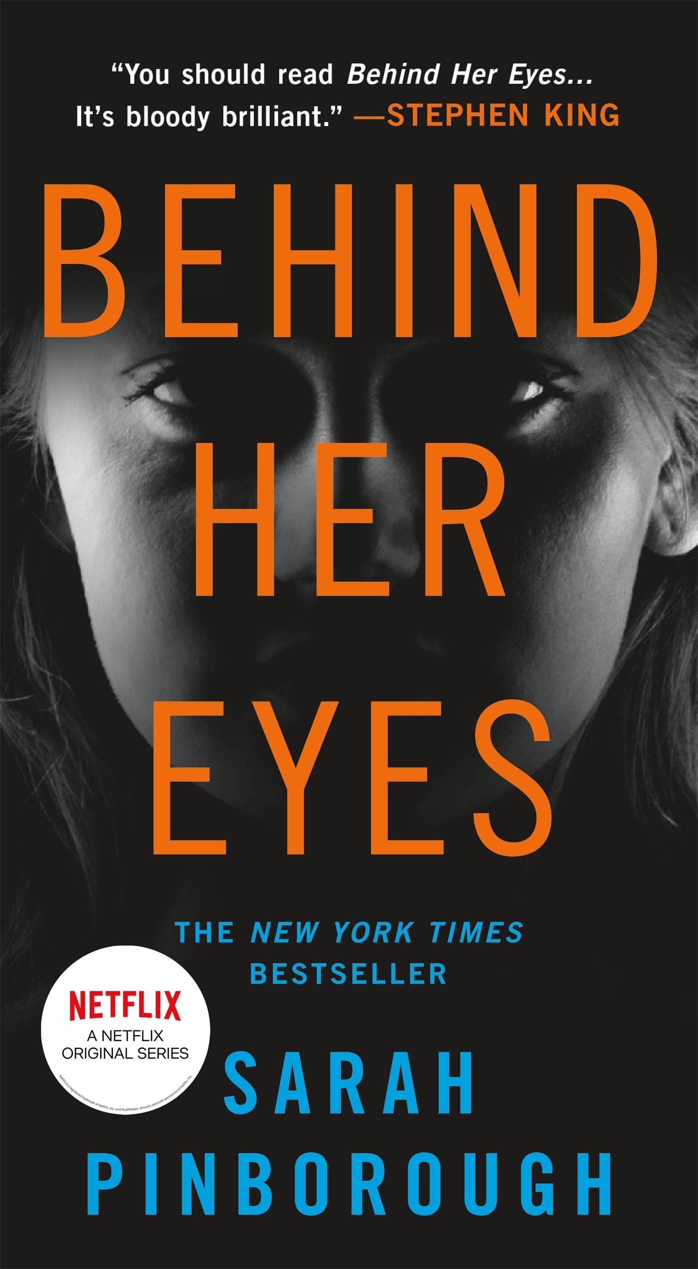Behind Her Eyes A suspenseful psychological thriller