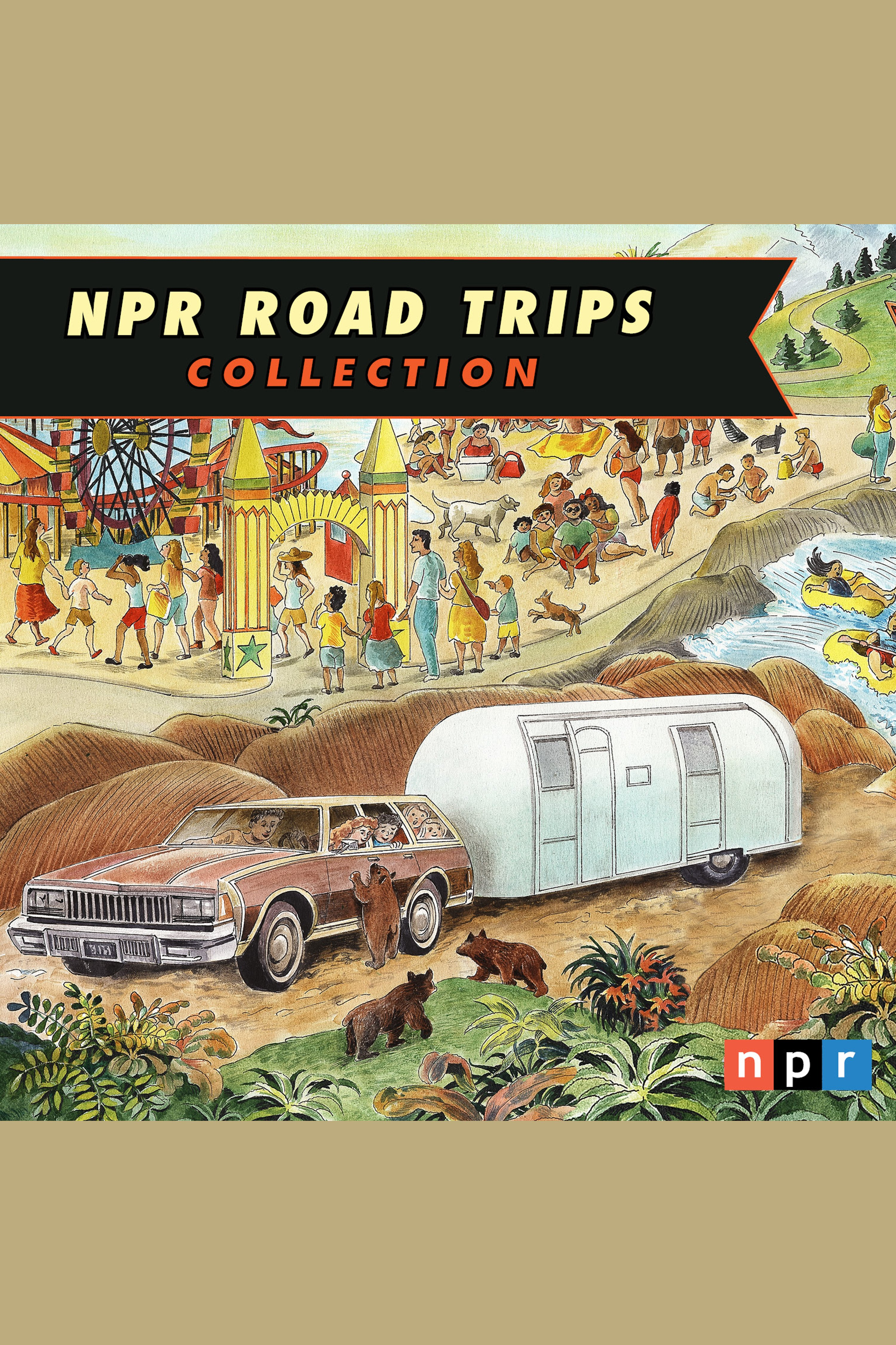 NPR Road Trips Collection: On the Road Again