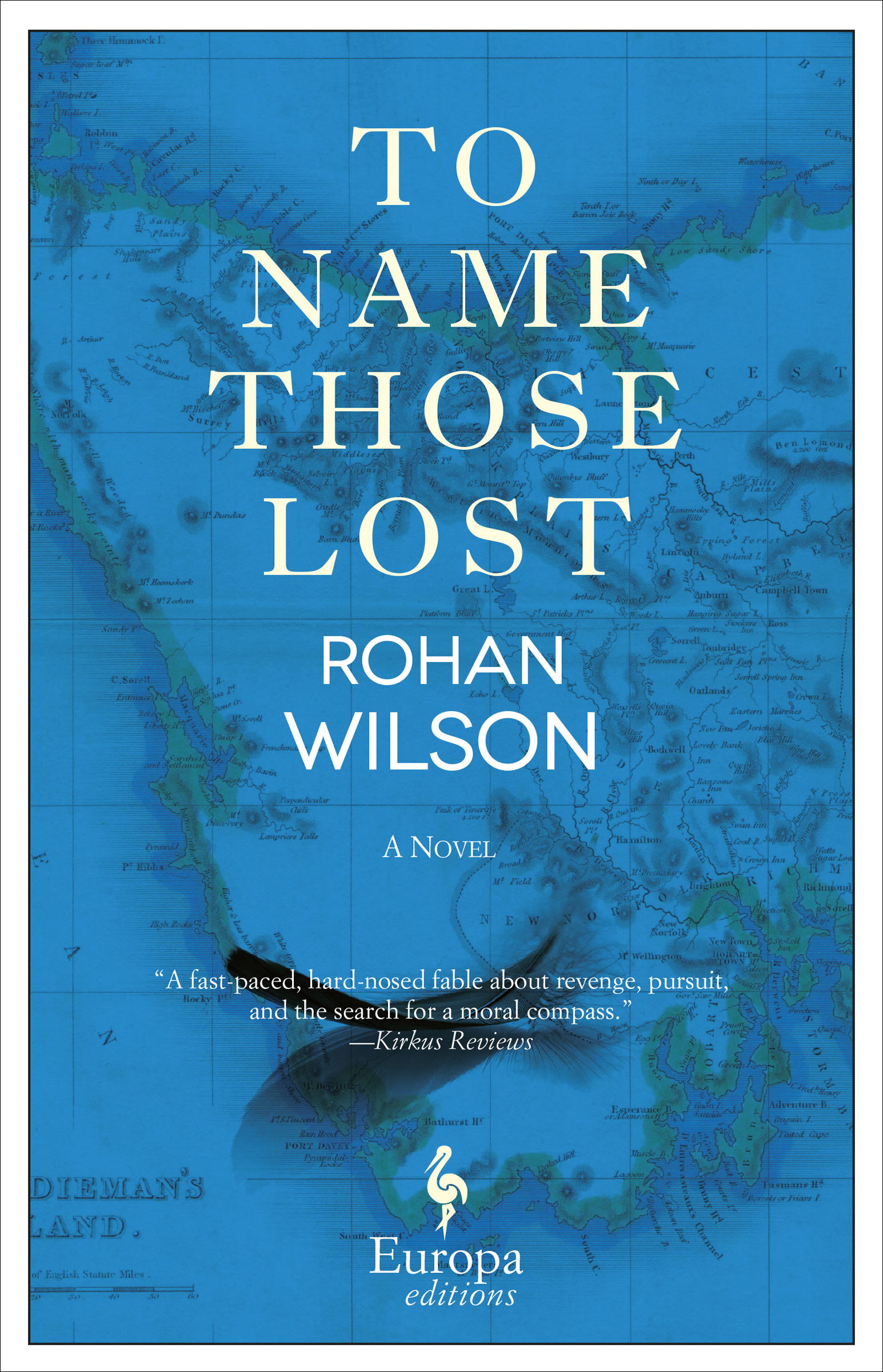 To Name Those Lost A Novel