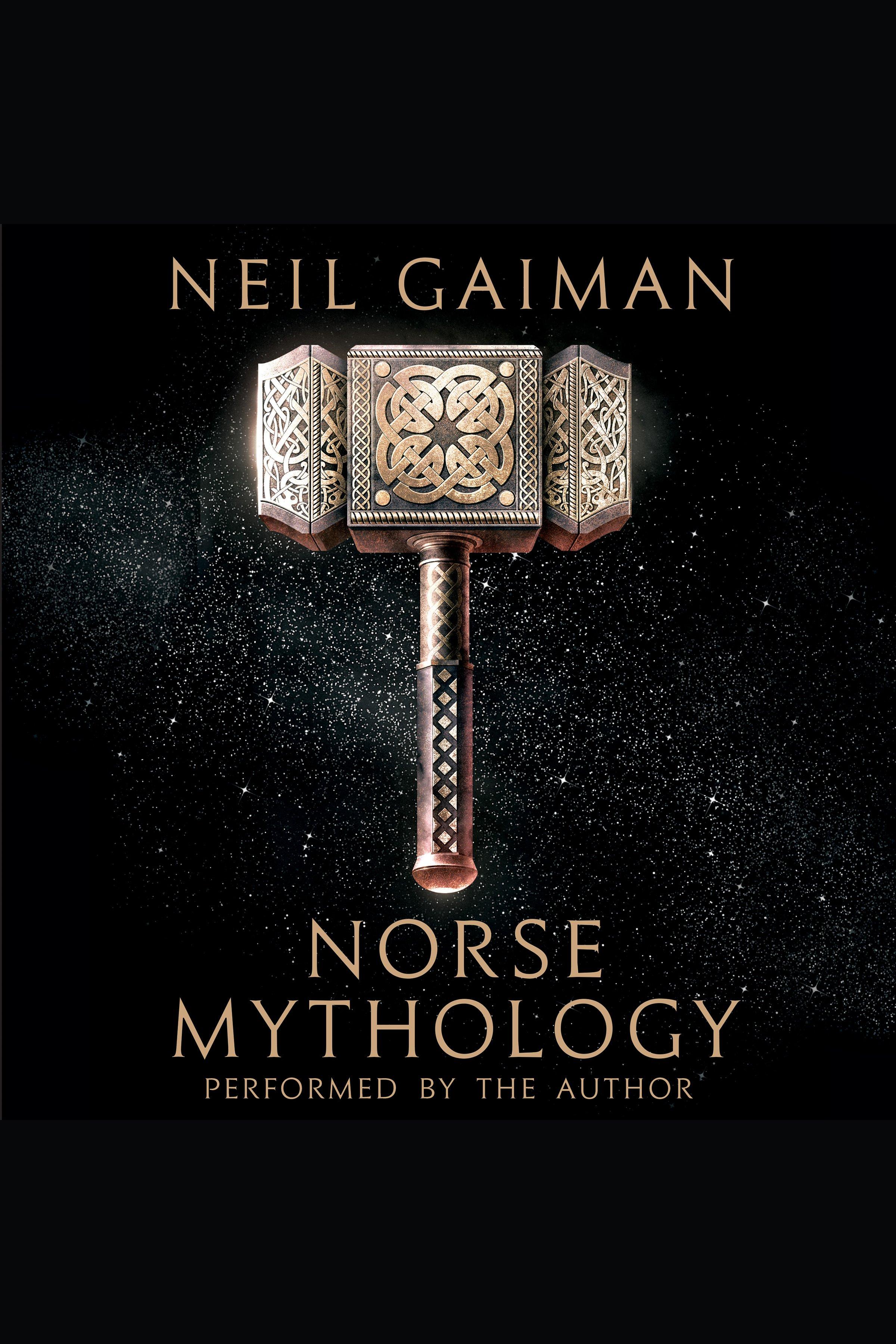 Norse Mythology [AUDIO EBOOK]