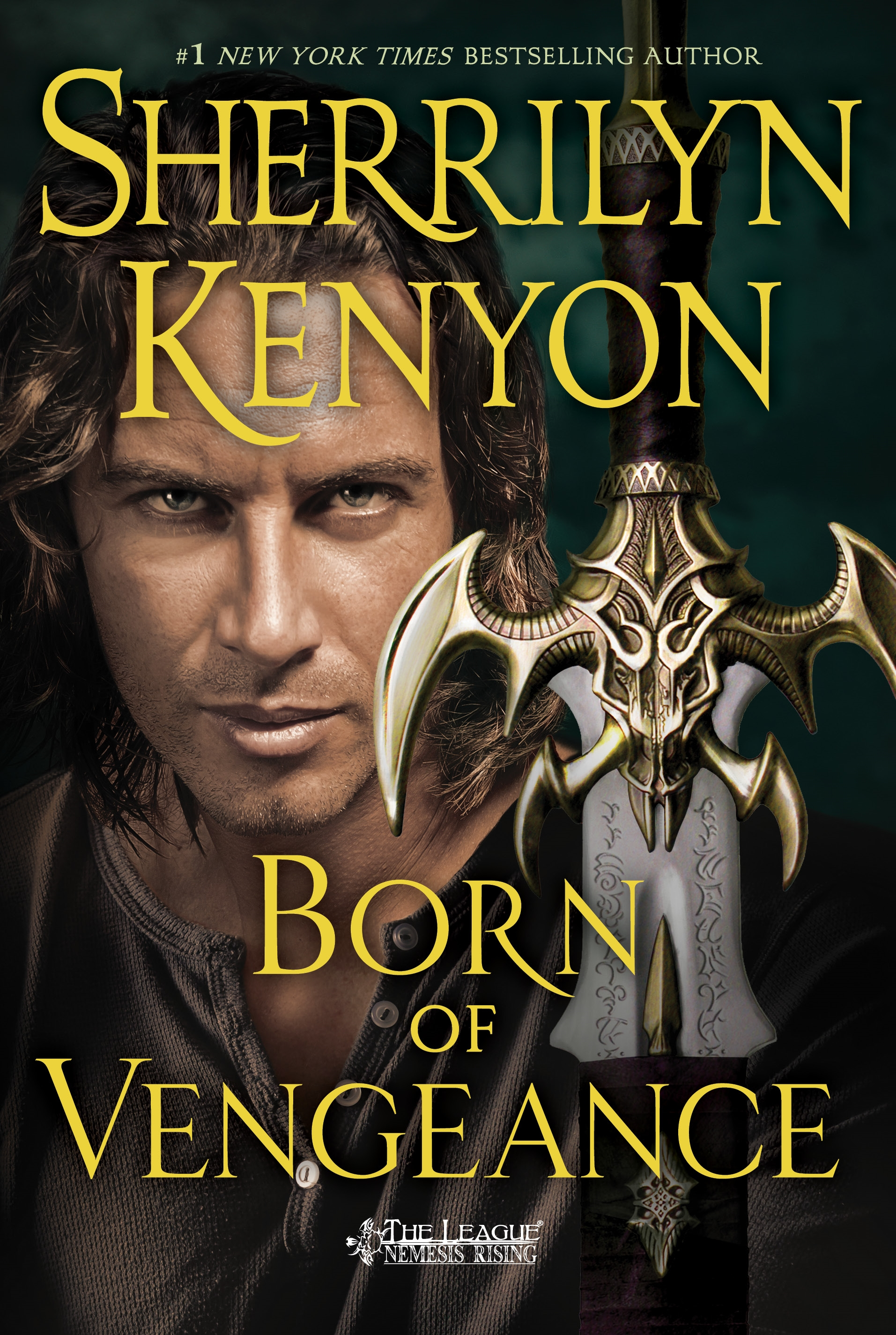 Born of vengeance : the league nemesis rising