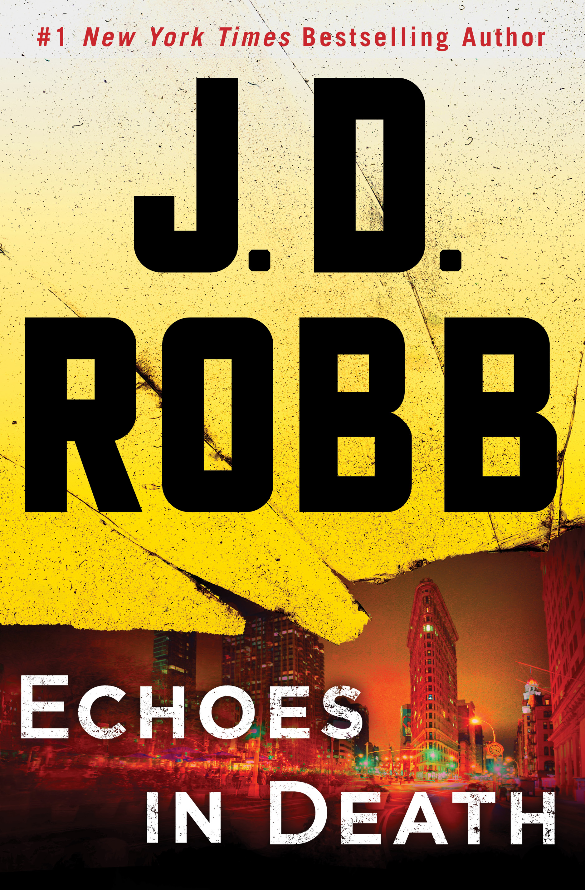 Echoes in death : An Eve Dallas Novel (In Death, Book 44)