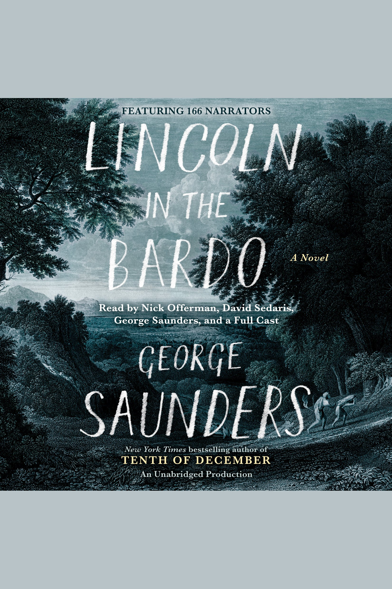 Lincoln in the bardo [AudioEbook] : a novel