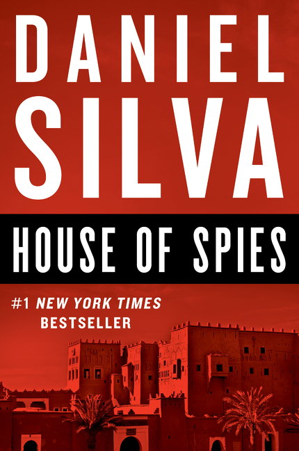 House of spies [eBook]