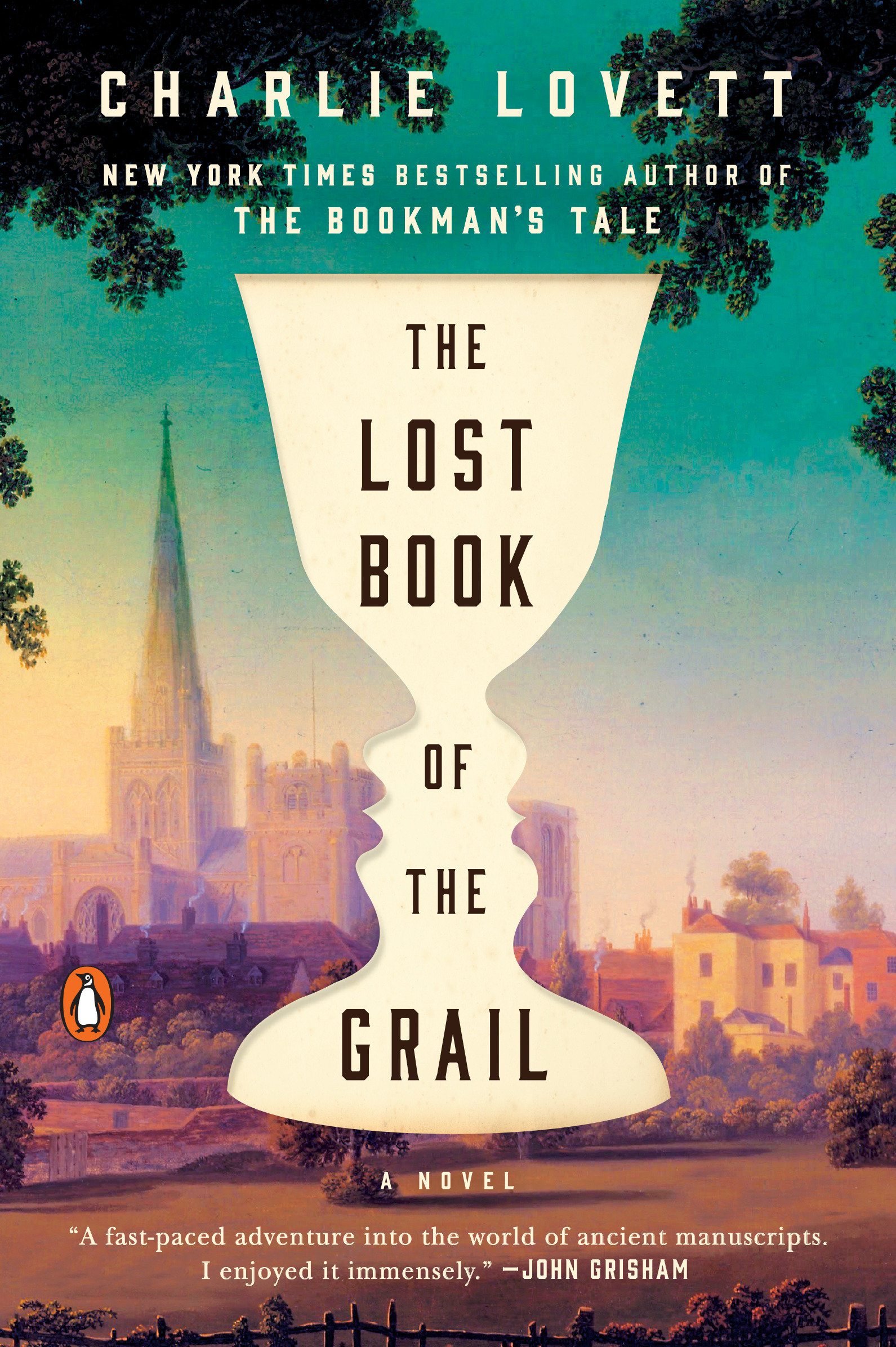 The Lost Book of the Grail A Novel