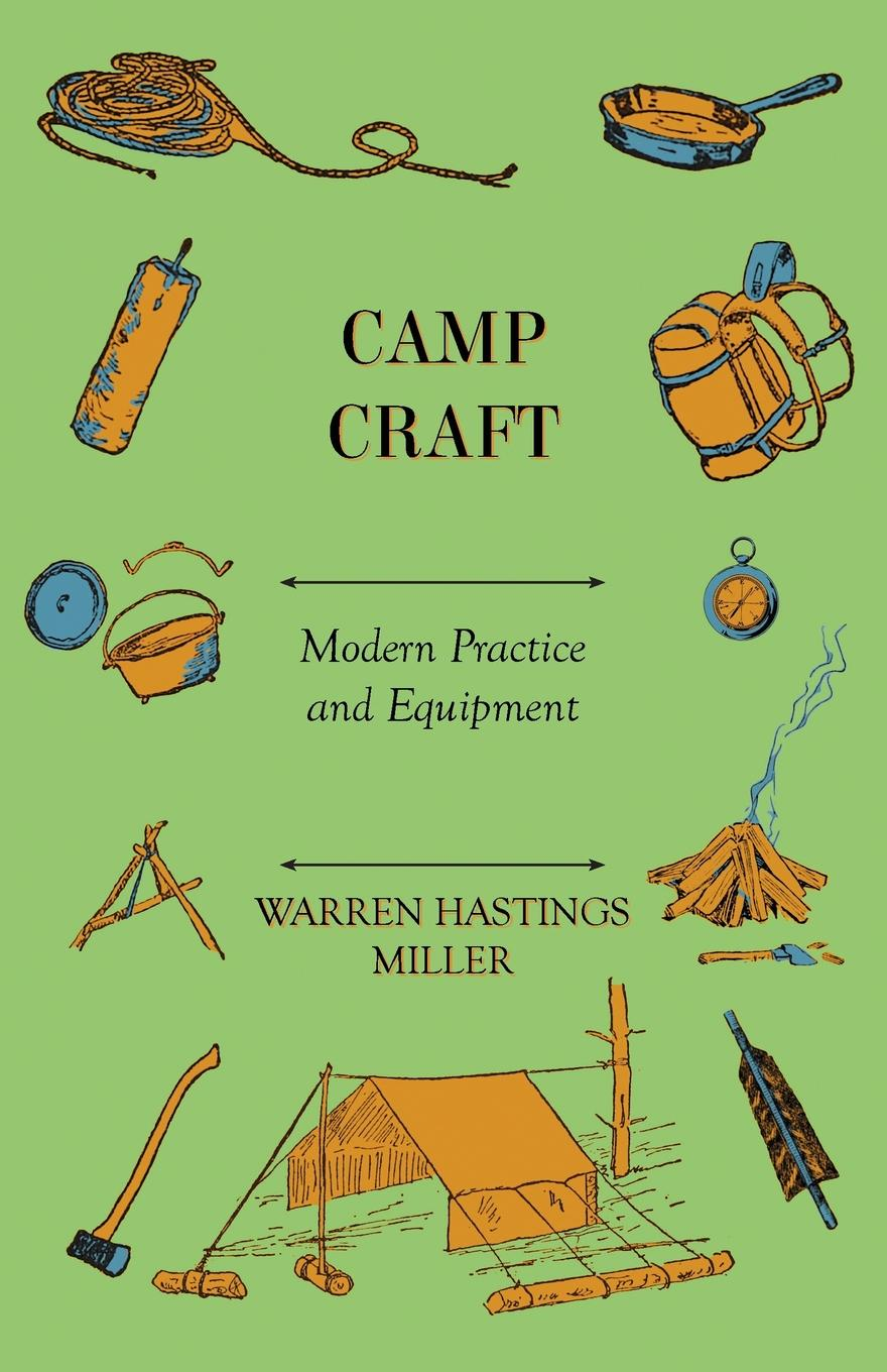 Camp Craft - Modern Practice And Equipment