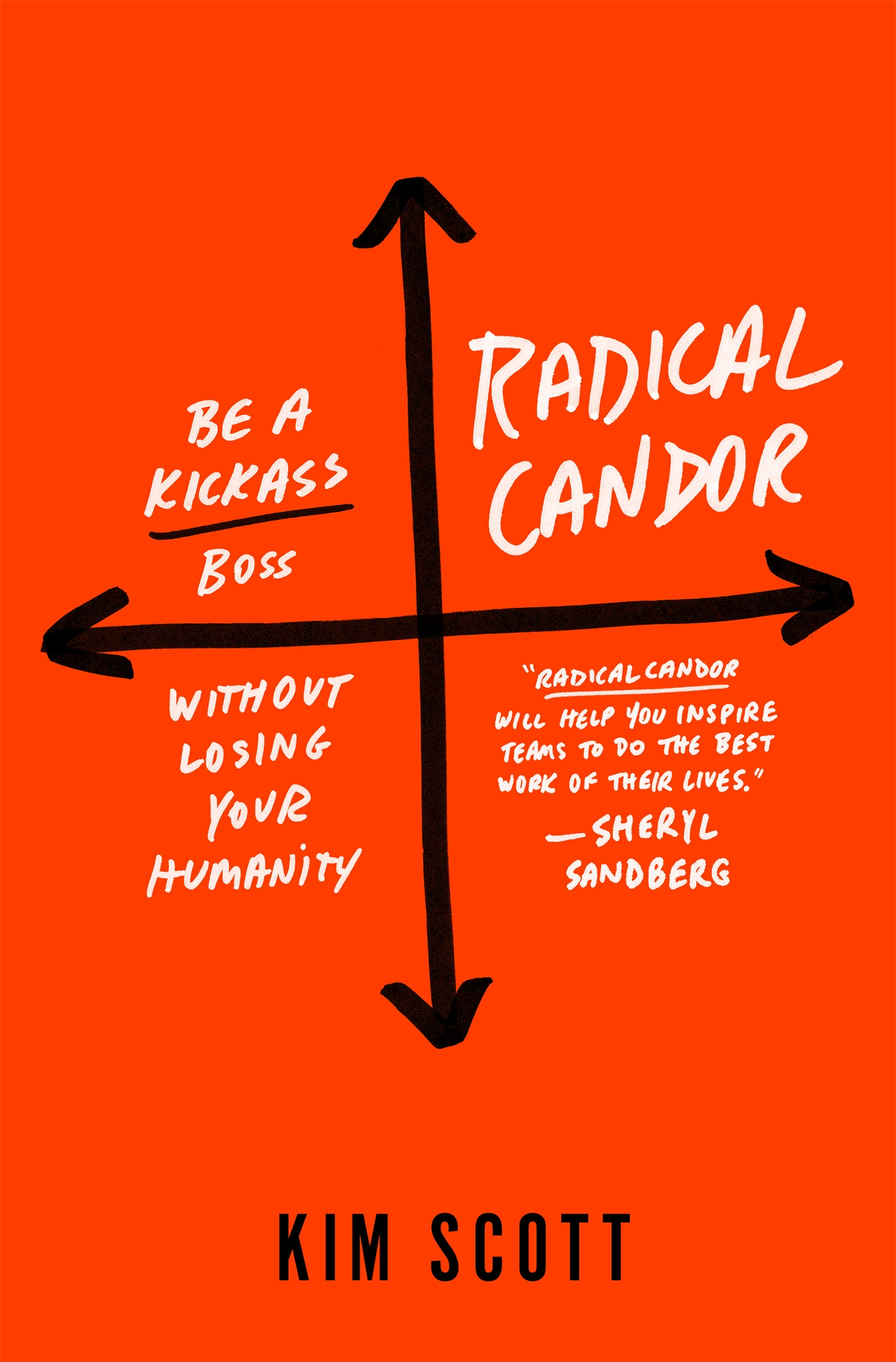 Radical Candor [electronic resource] : Be a Kick-Ass Boss Without Losing Your Humanity