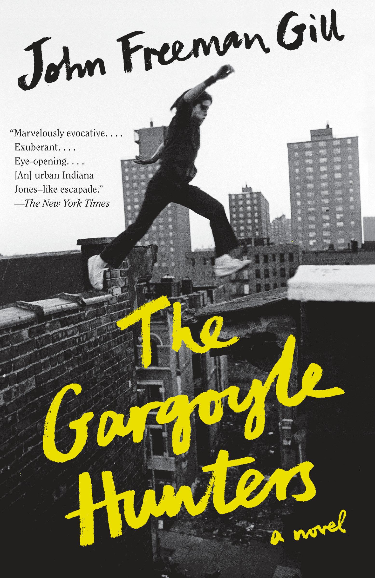 The Gargoyle Hunters A novel