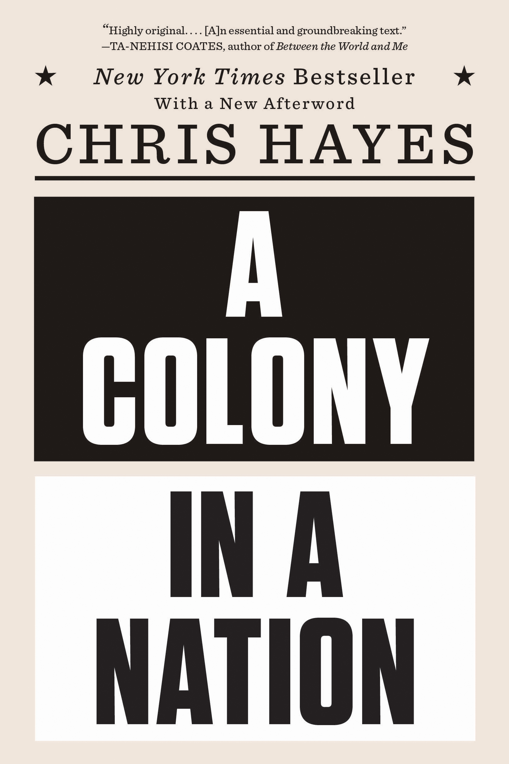 A colony in a nation [eBook]