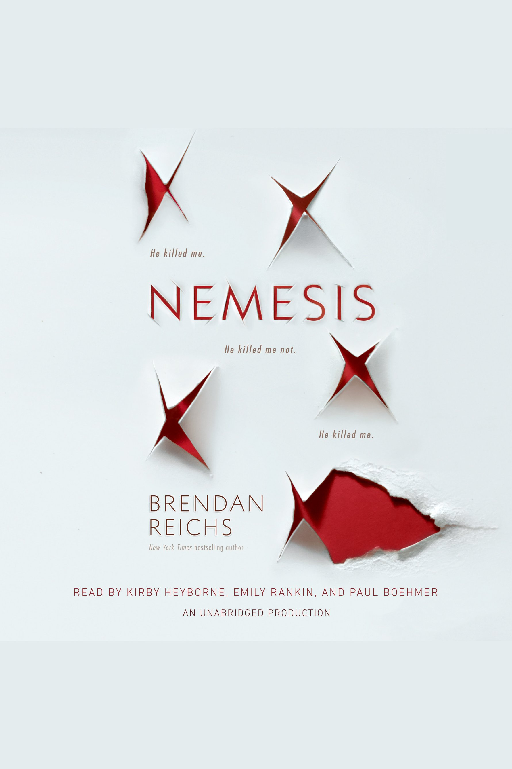 Cover image for Nemesis [electronic resource] :