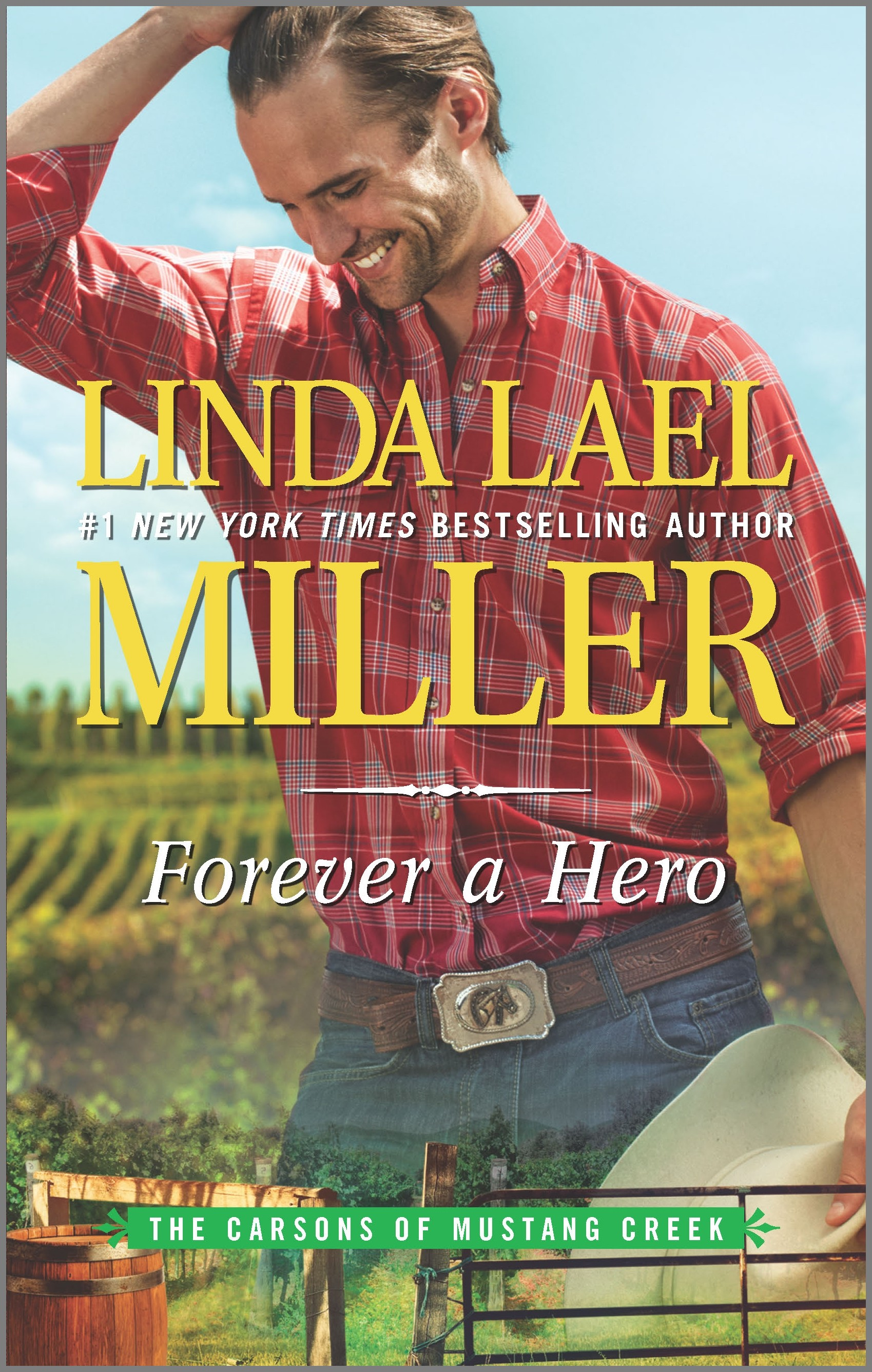 Forever a Hero A Western Romance Novel