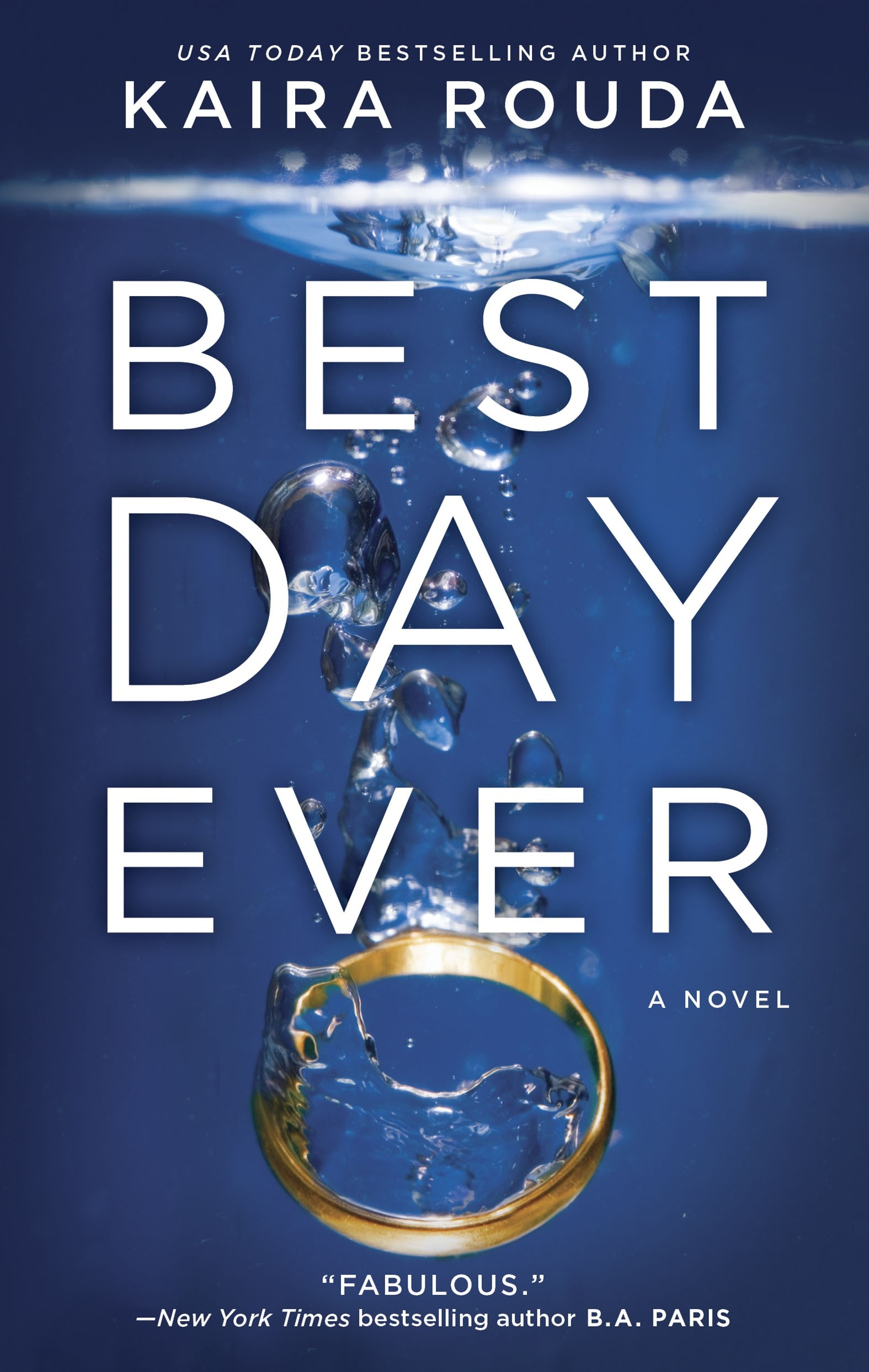 Best Day Ever A Psychological Thriller