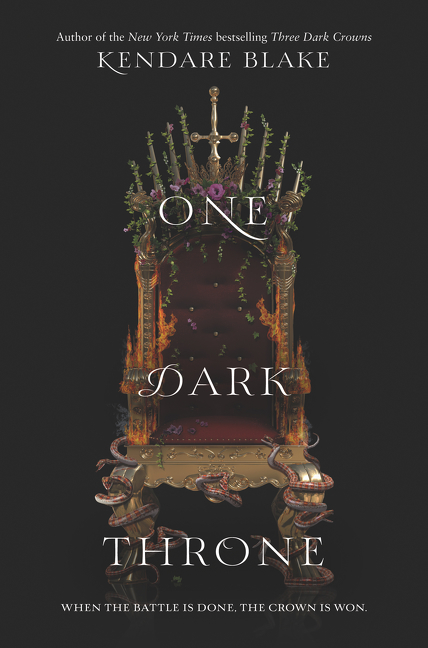 One Dark Throne [electronic resource]