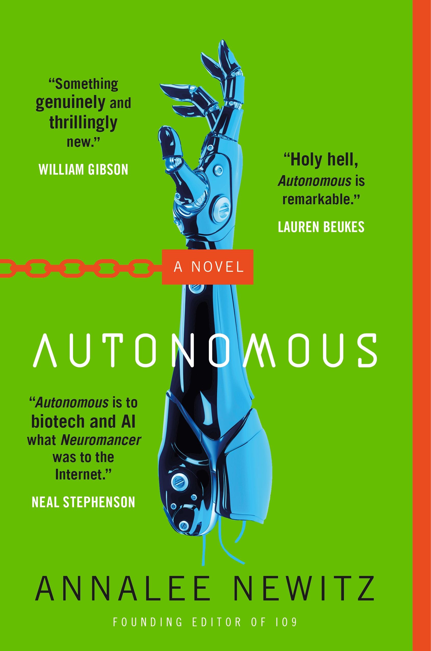 Autonomous A Novel