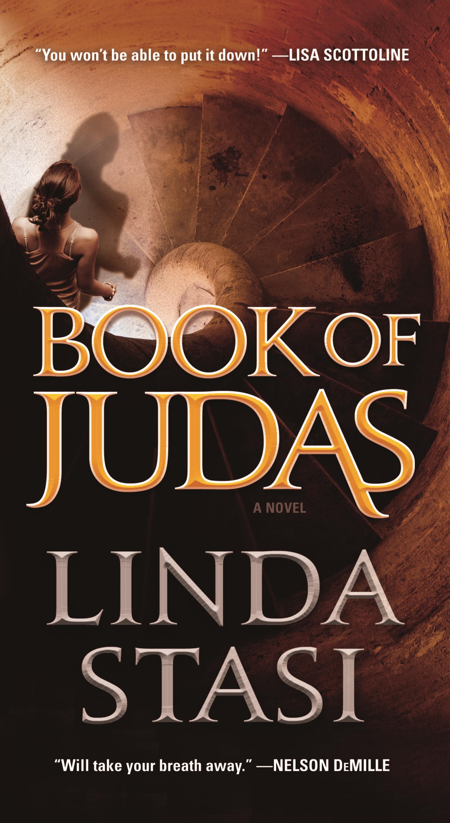 Book of Judas A Novel