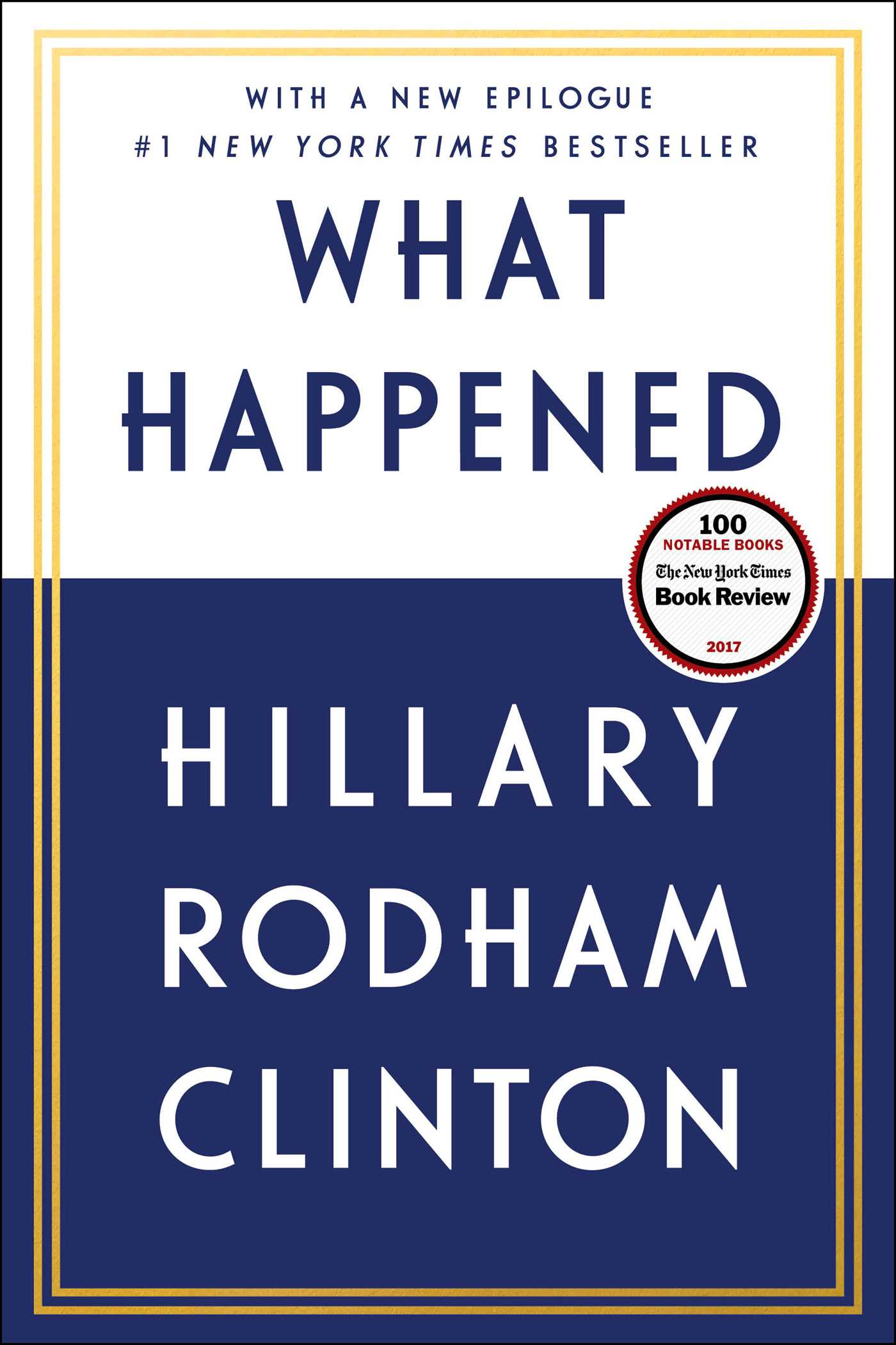 What Happened [EBOOK]