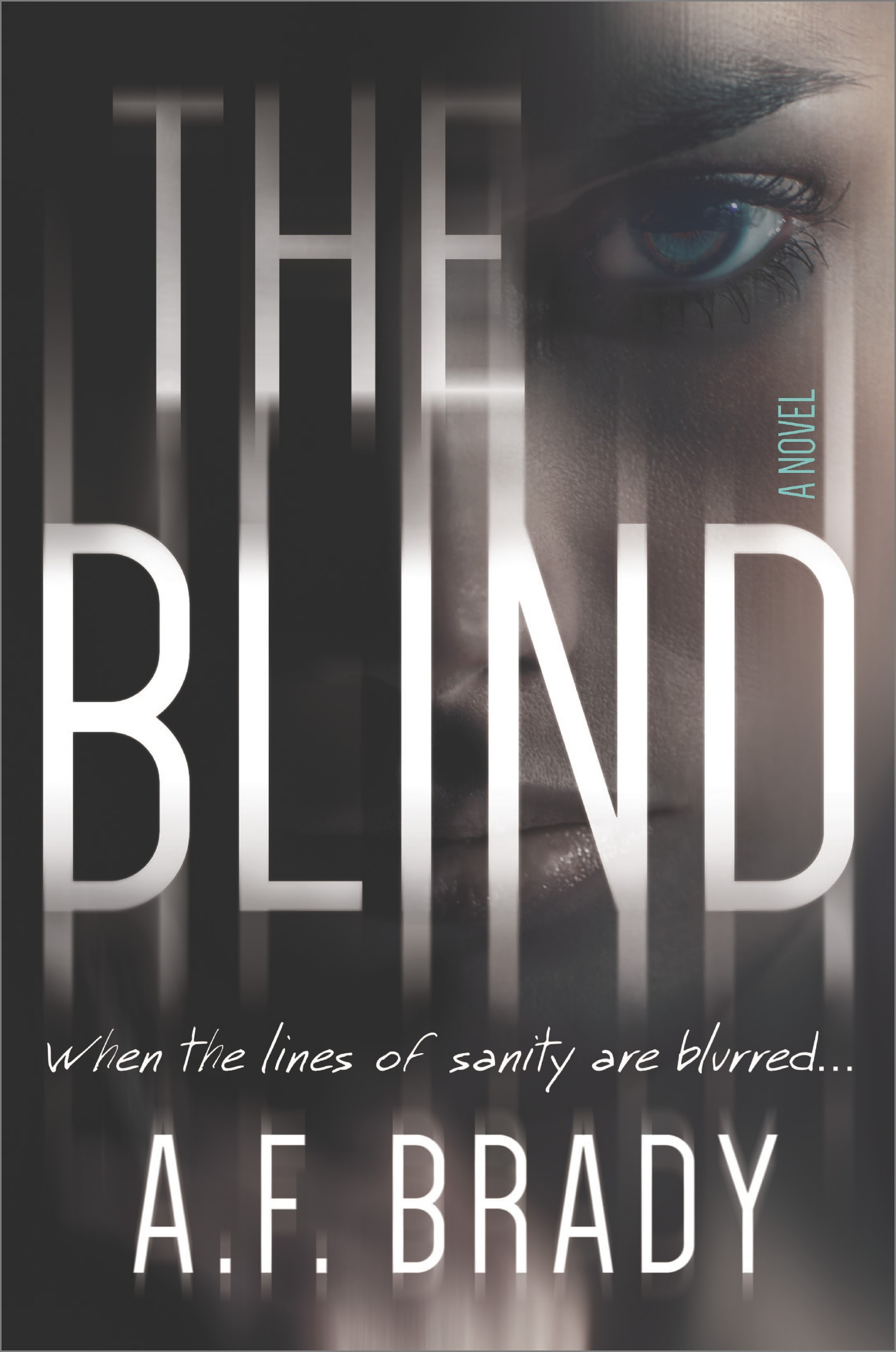 The Blind A Chilling Psychological Suspense