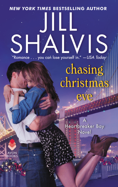 Chasing Christmas Eve A Heartbreaker Bay Novel