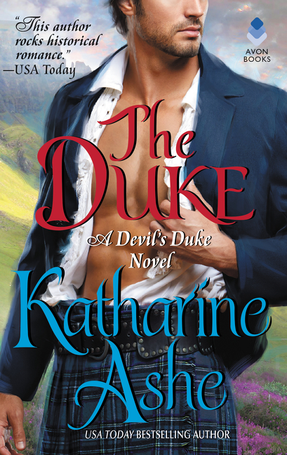 The Duke A Devil's Duke Novel