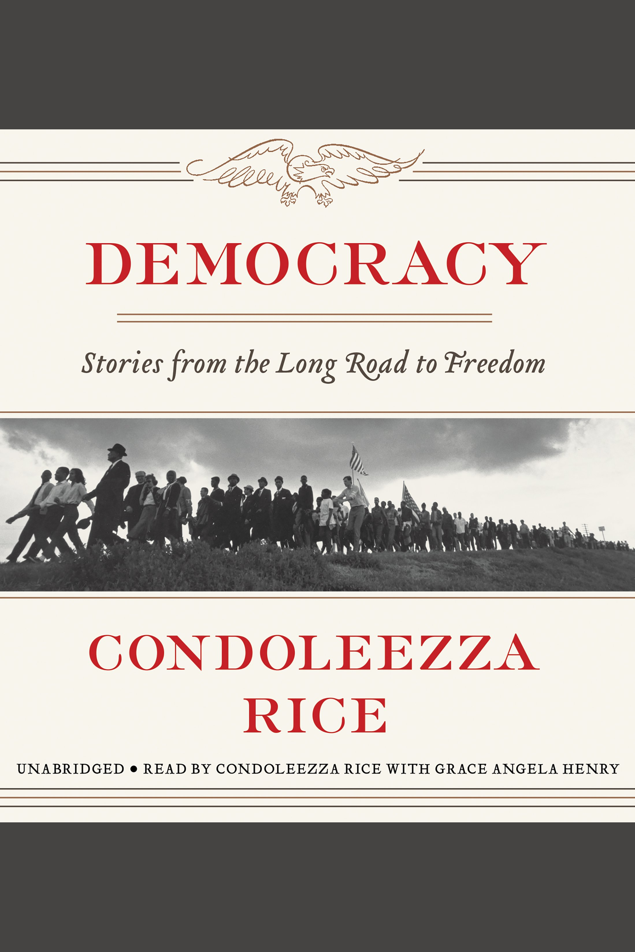 Democracy [AUDIO EBOOK] Stories from the Long Road to Freedom
