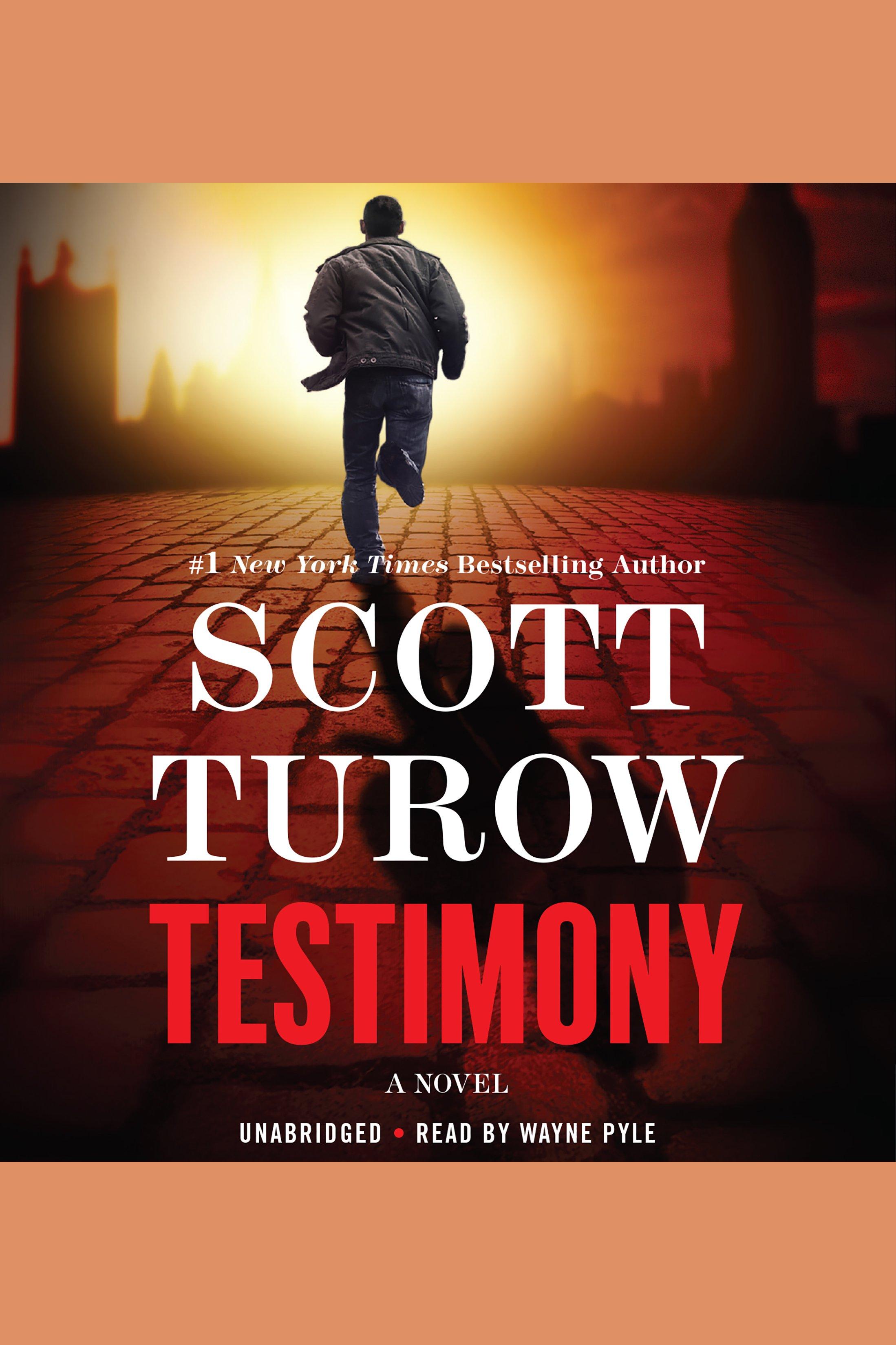 Testimony [AudioEbook]