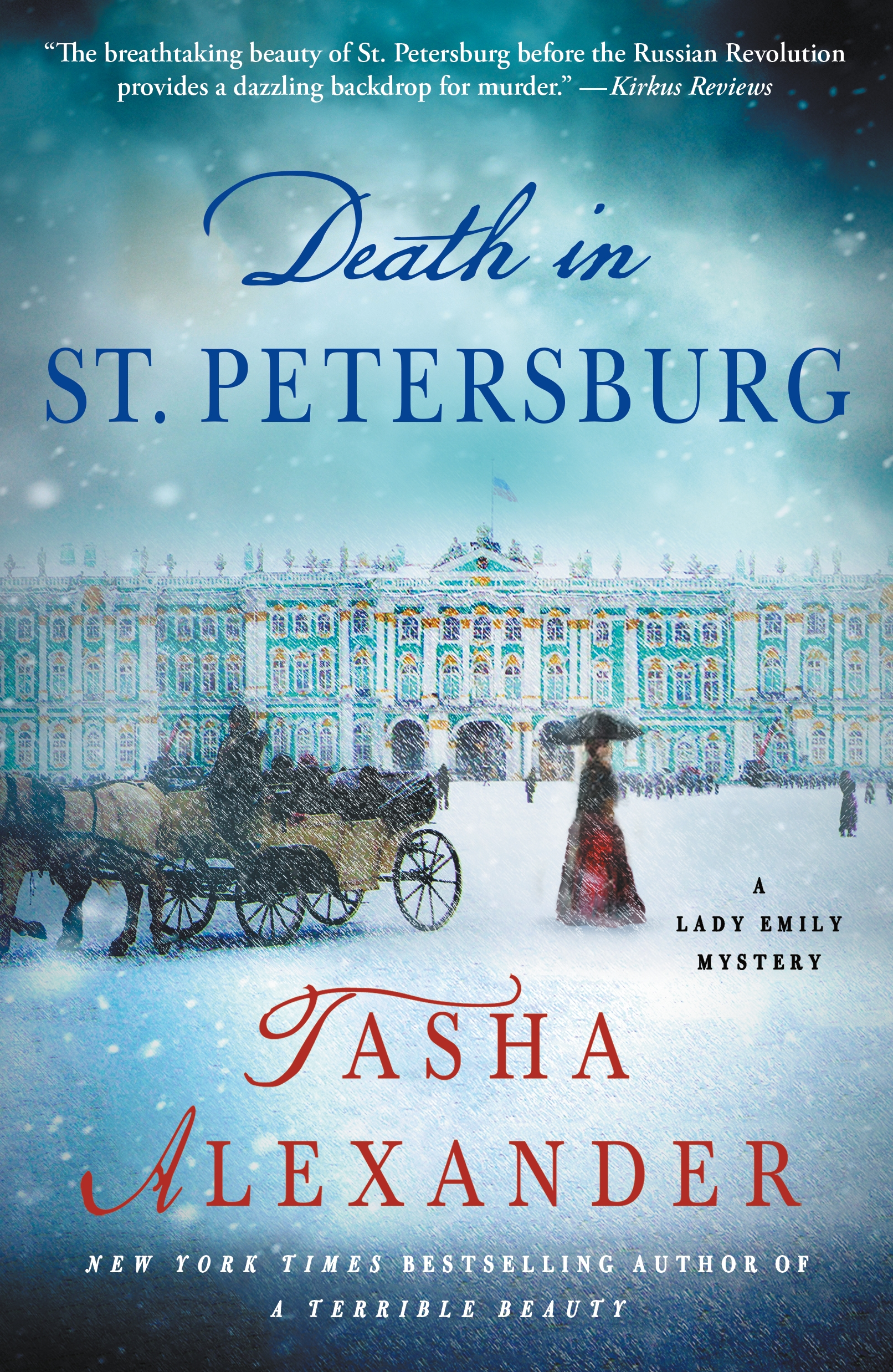 Death in St. Petersburg A Lady Emily Mystery