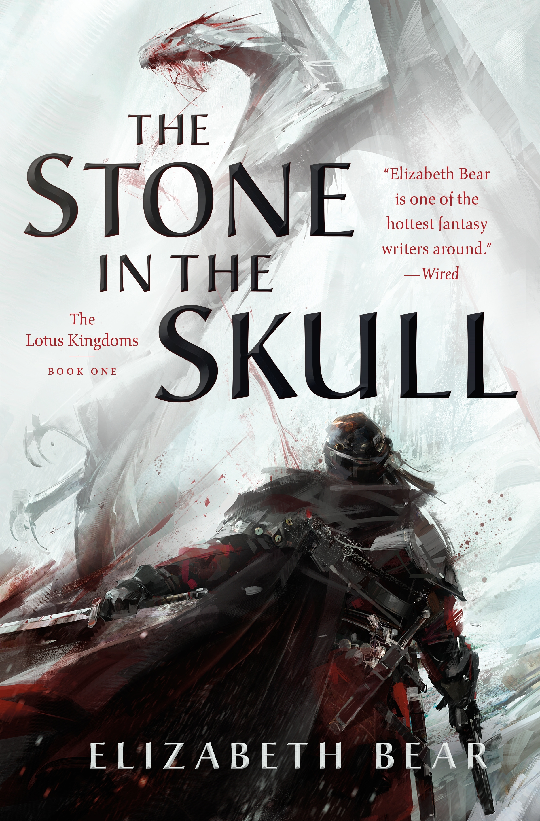 The Stone in the Skull The Lotus Kingdoms, Book One