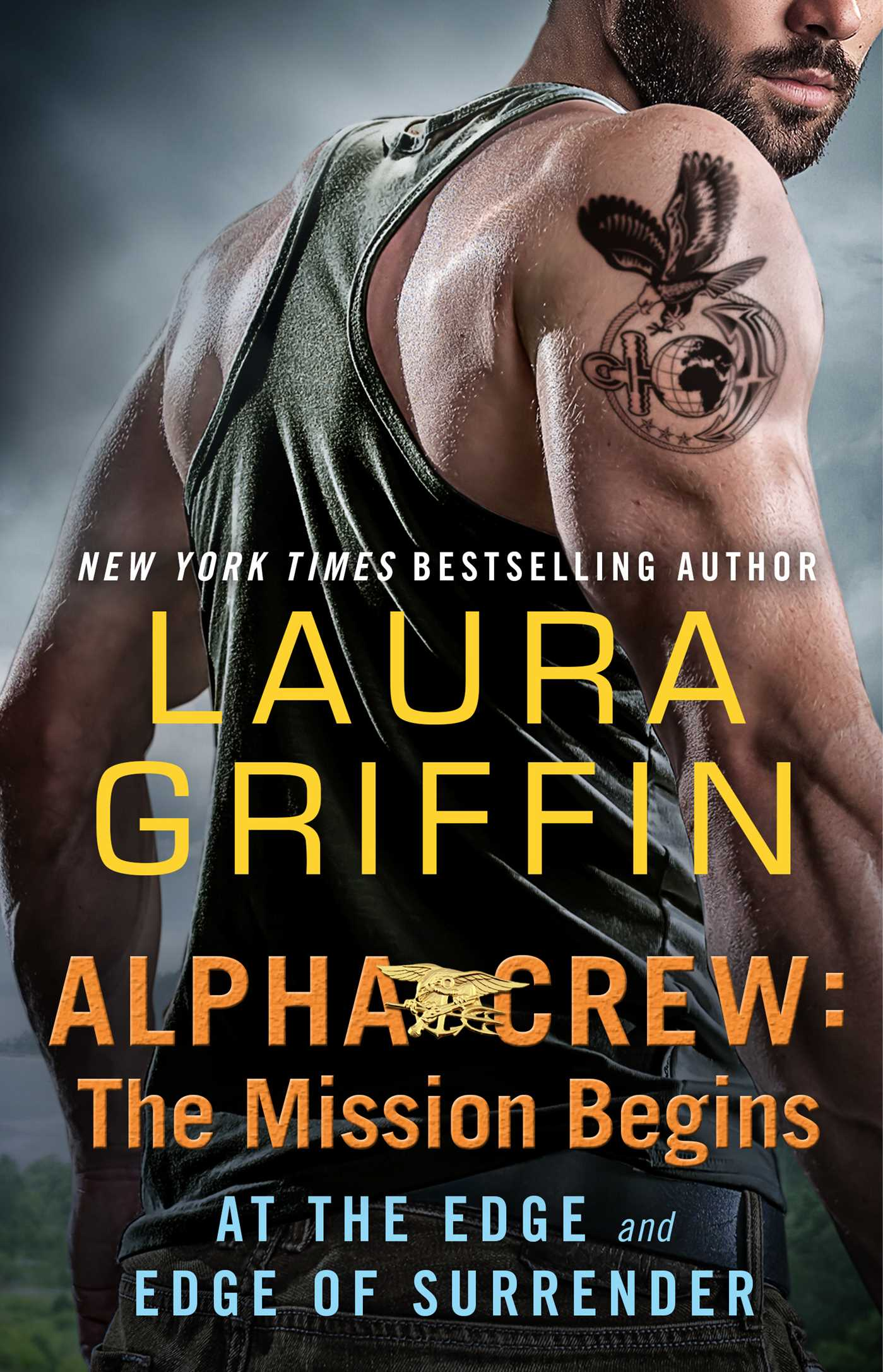 Alpha Crew: The Mission Begins At the Edge and Edge of Surrender