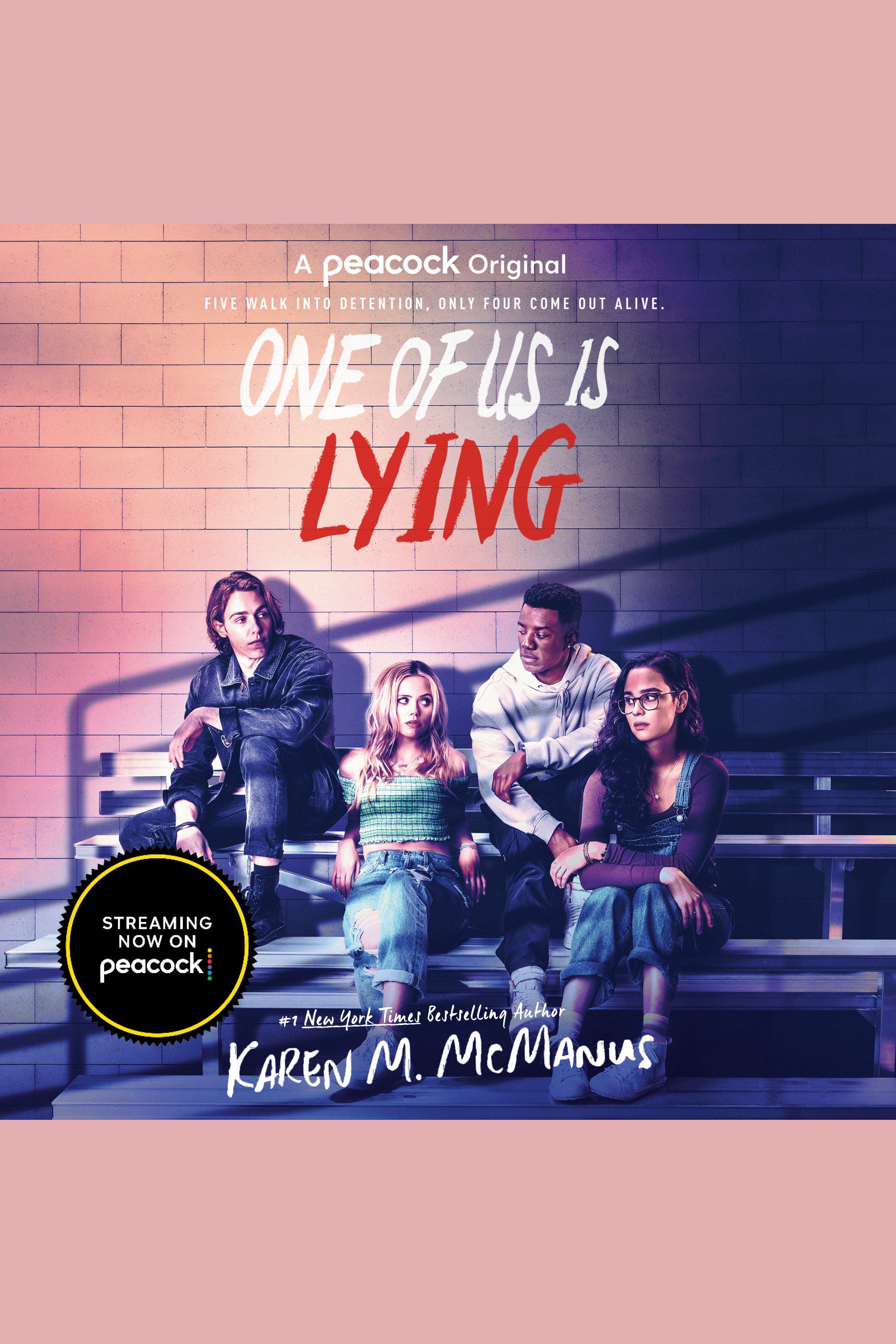 One of us is lying [AudioEbook]
