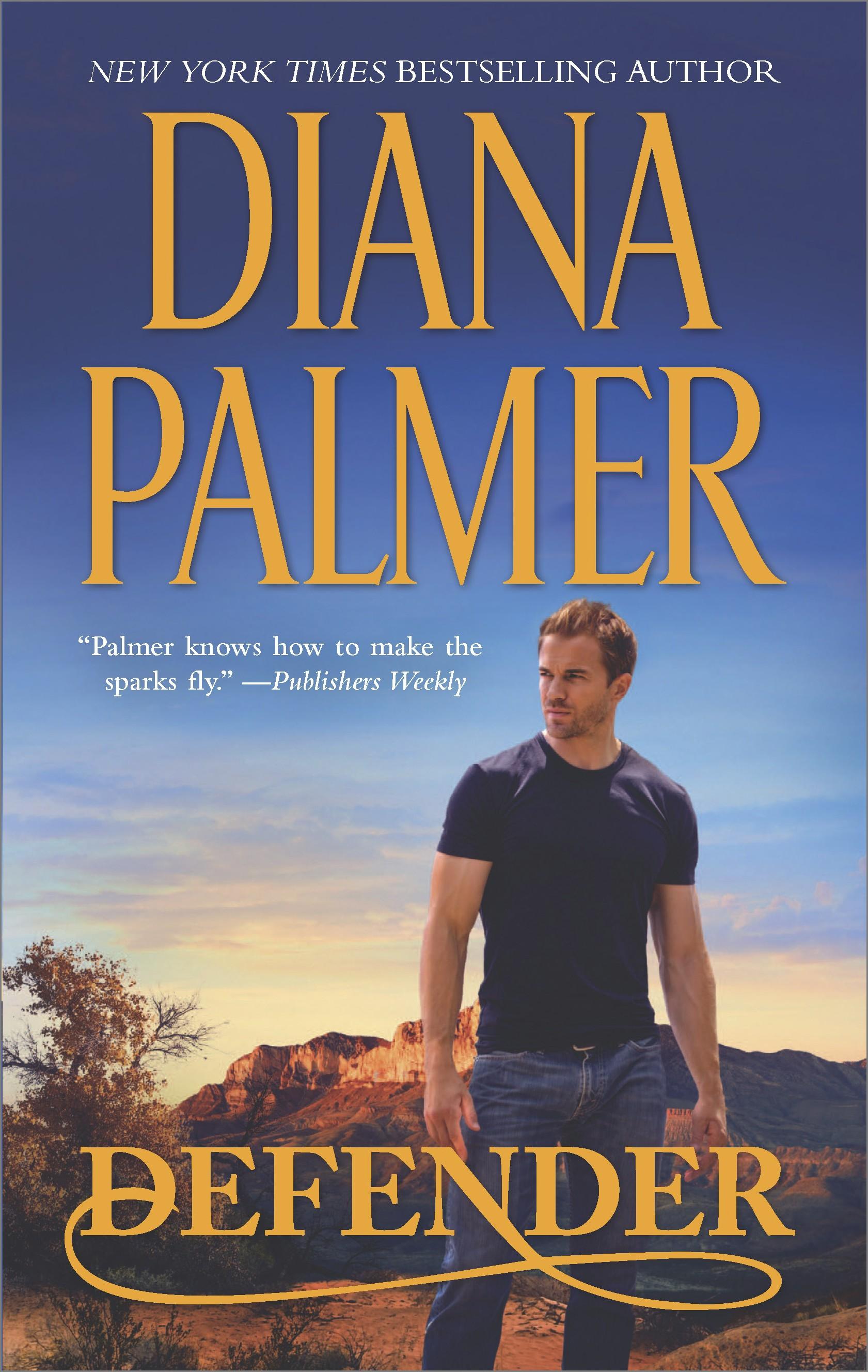 Defender A Western Romance Novel