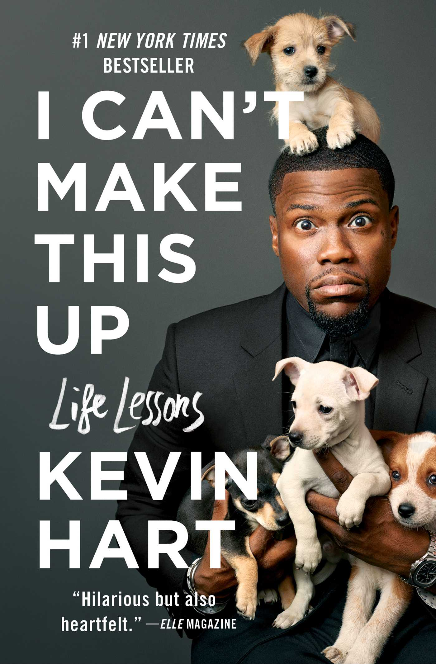 I can't make this up [eBook] : life lessons
