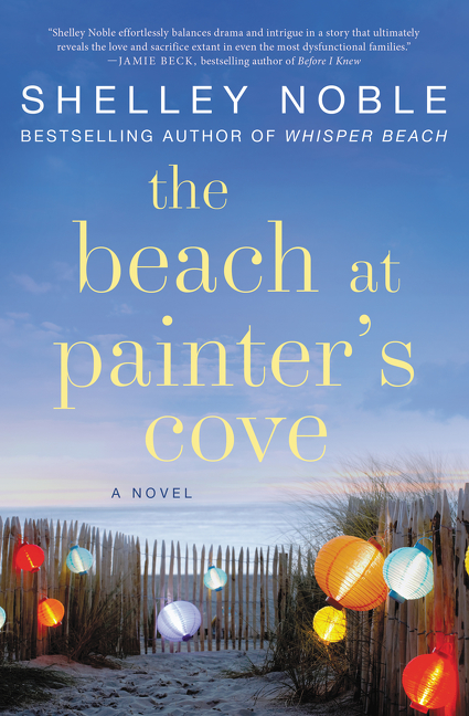 The Beach at Painter's Cove A Novel