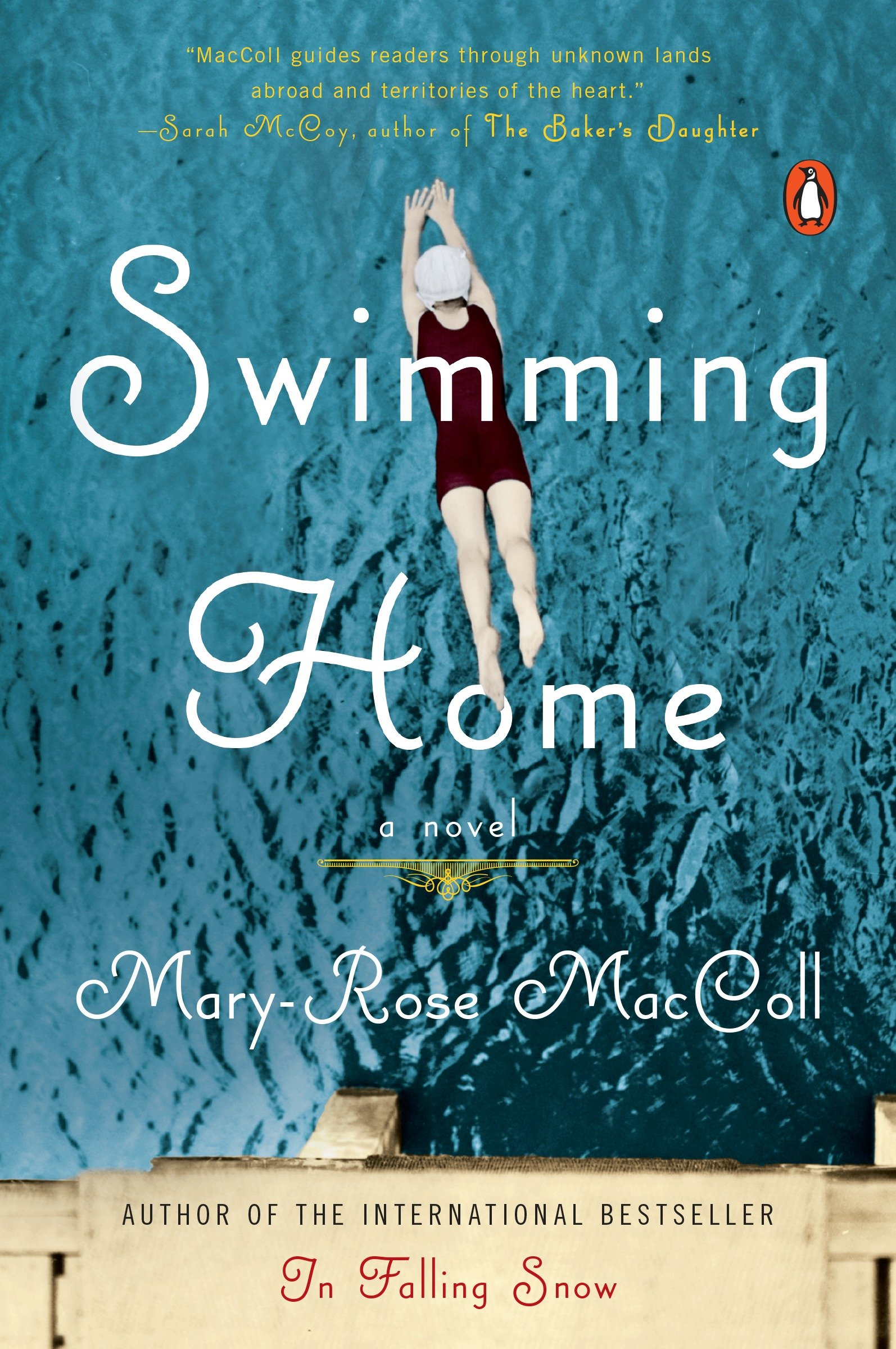 Swimming Home A Novel