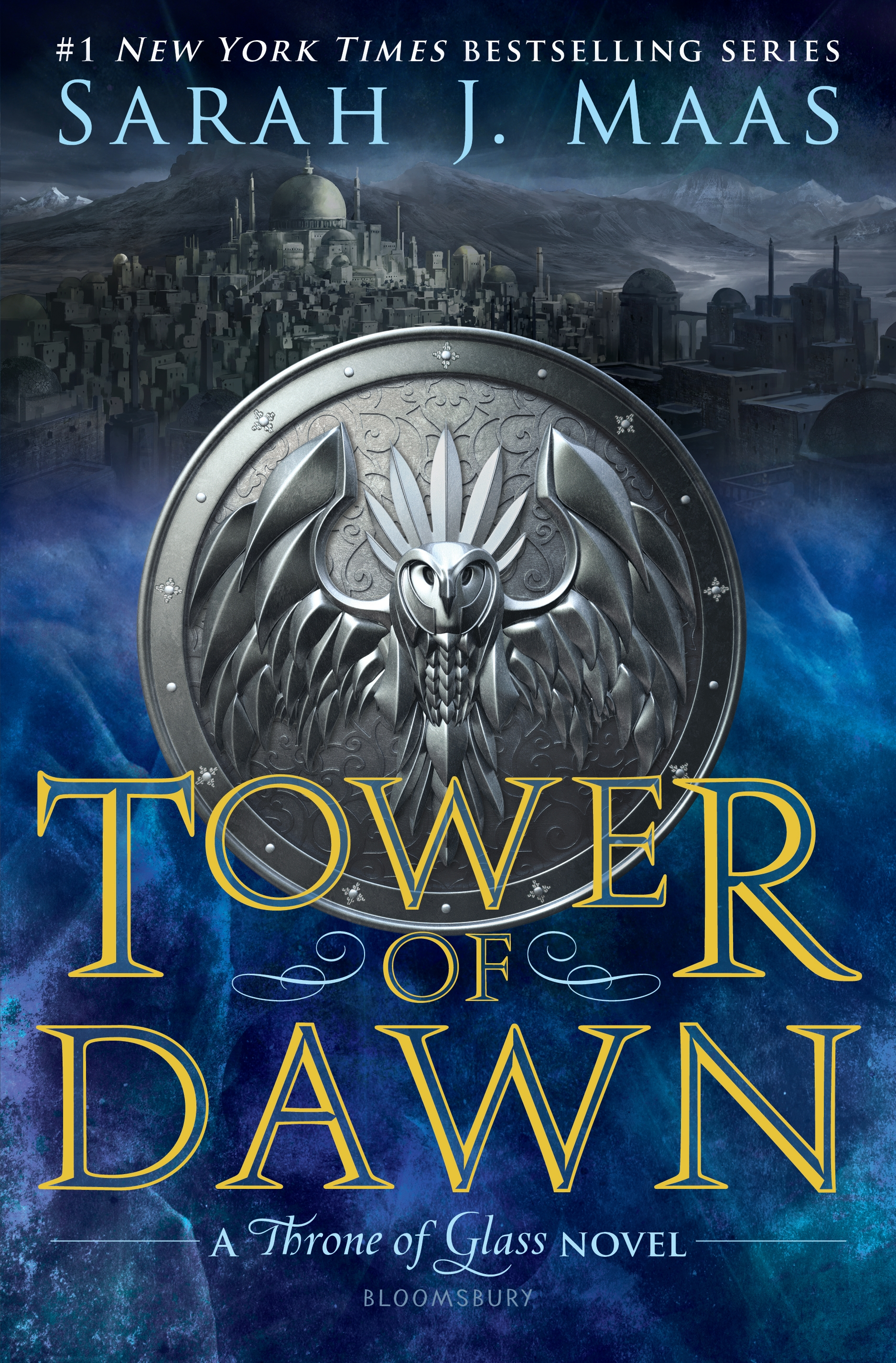 Tower of Dawn [electronic resource]