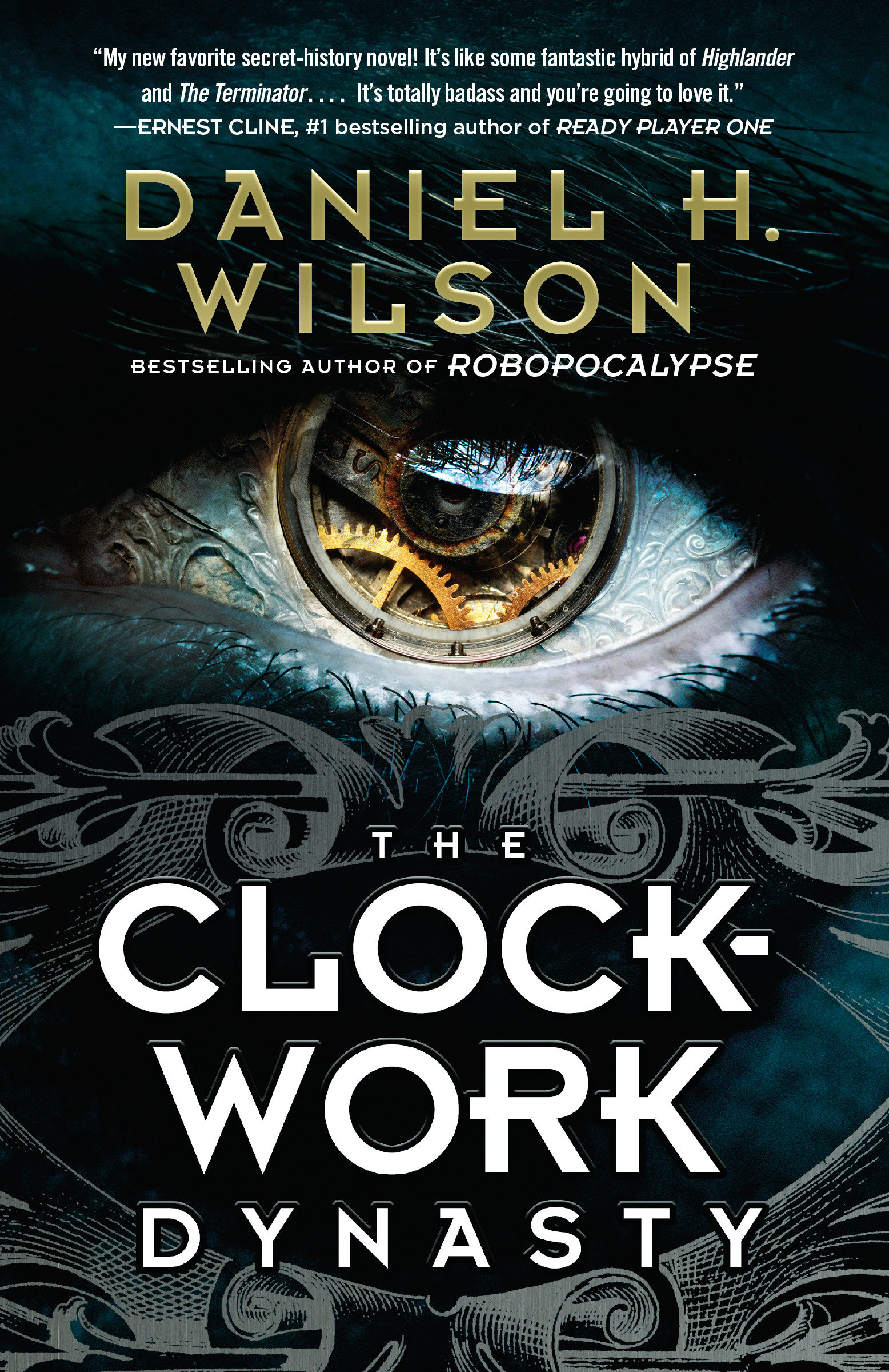 The Clockwork Dynasty [electronic resource] : A Novel