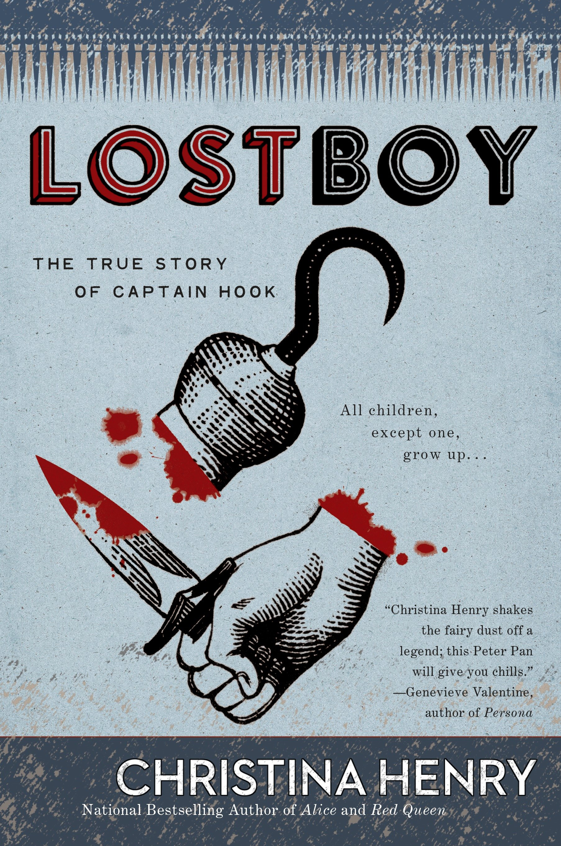 Lost Boy The True Story of Captain Hook