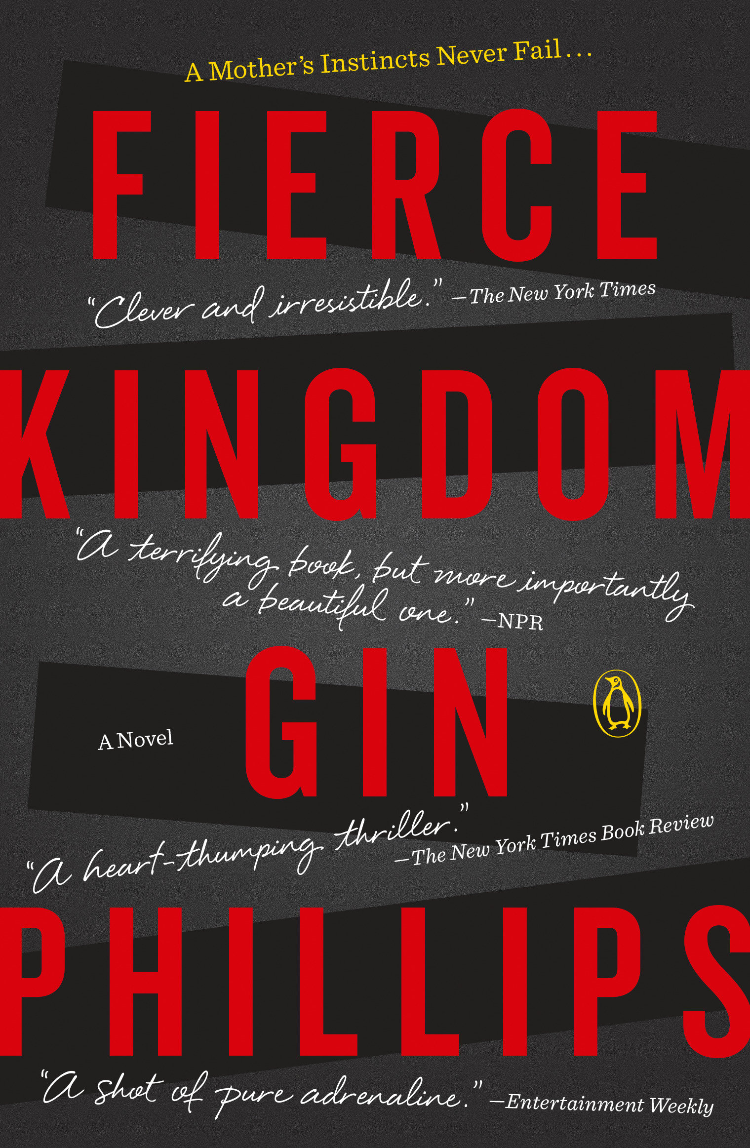 Fierce Kingdom A Novel