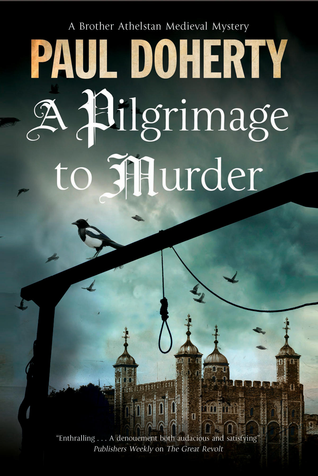 A Pilgrimage of Murder: A Brother Athelstan Medieval Mystery