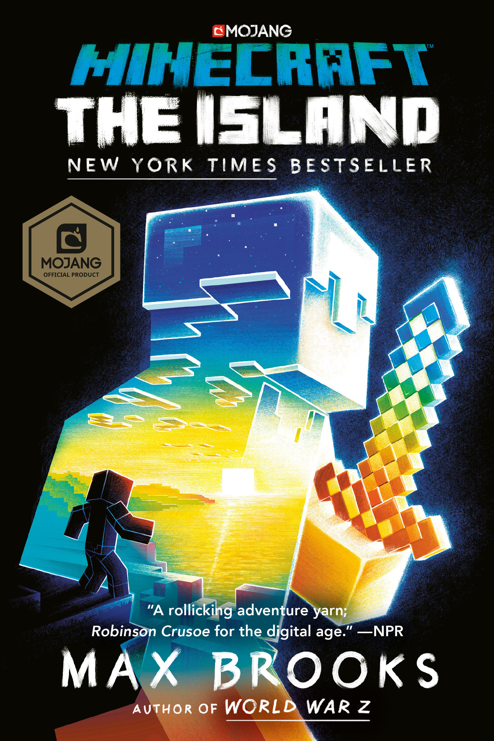 Minecraft: The Island [electronic resource] : A Novel