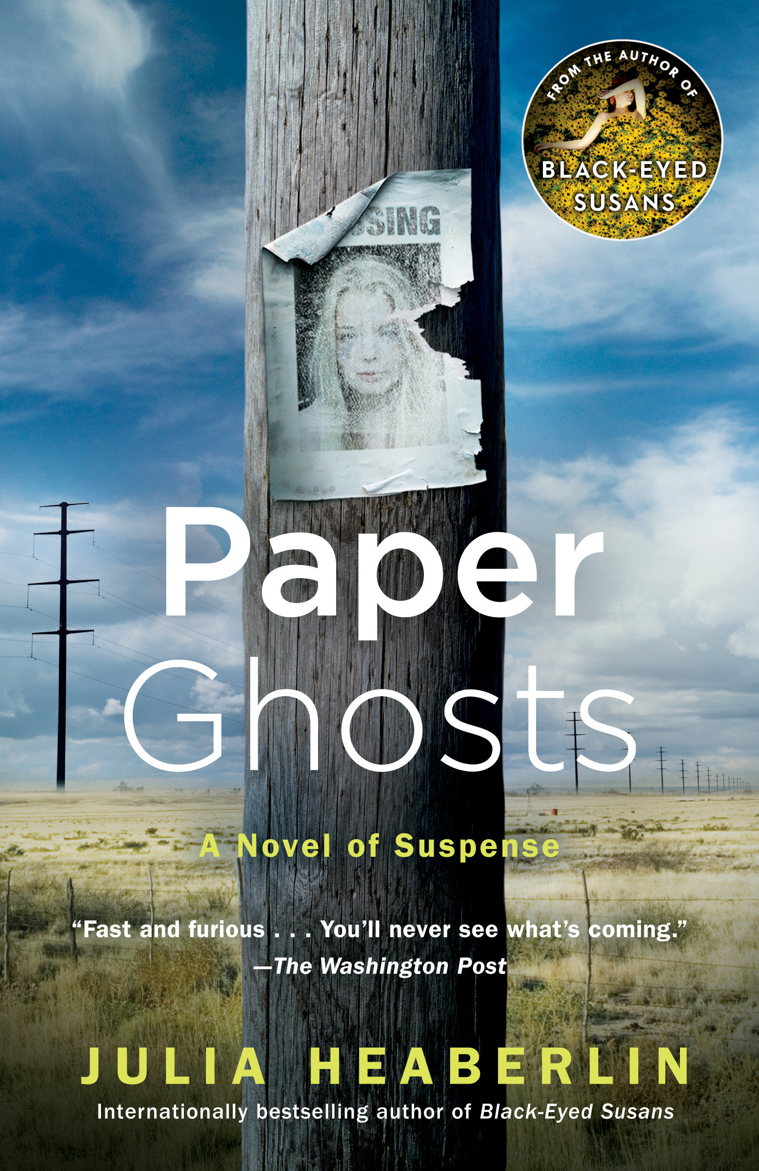 Paper ghosts : a novel of suspense
