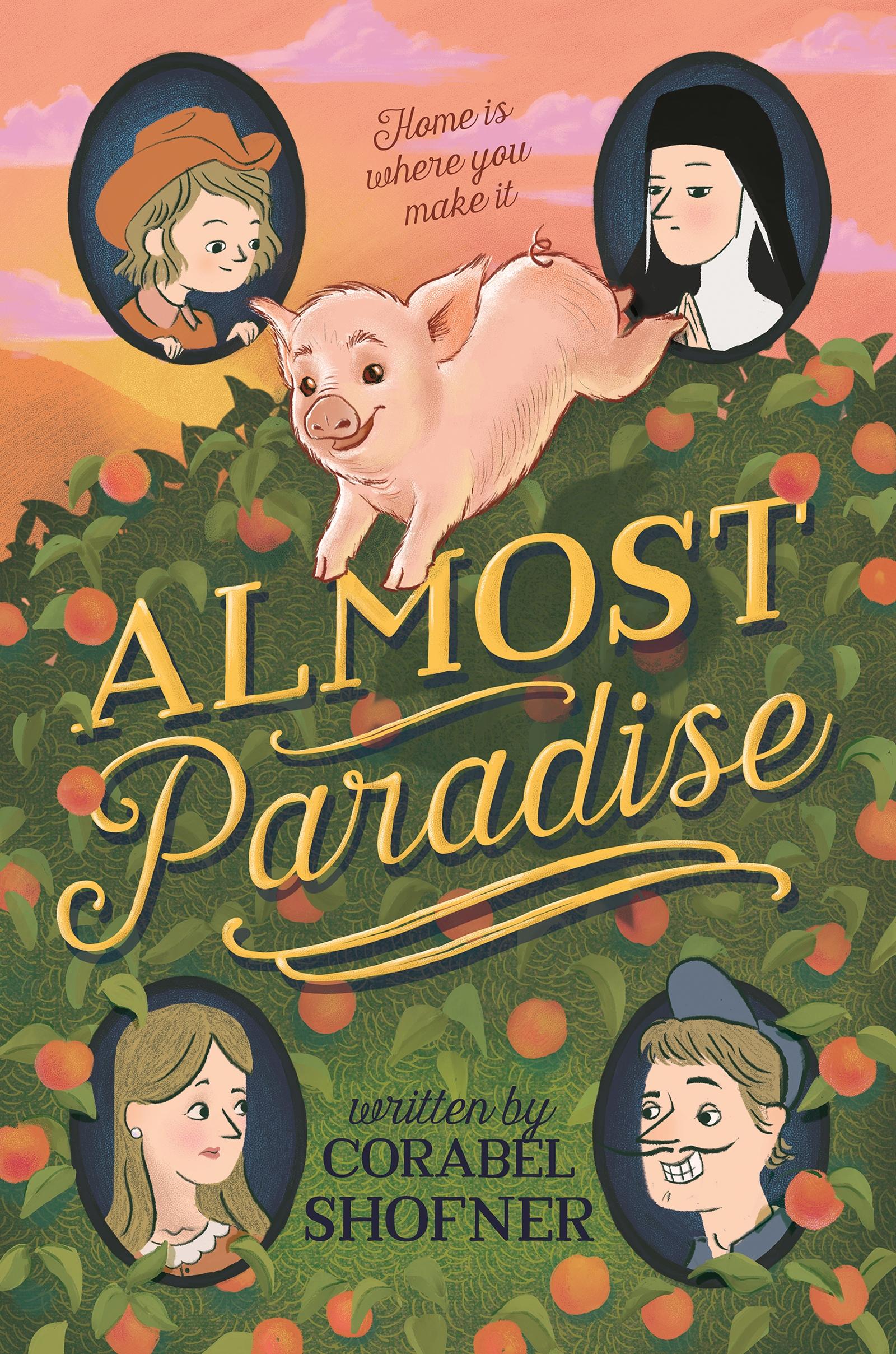 Almost Paradise A Novel