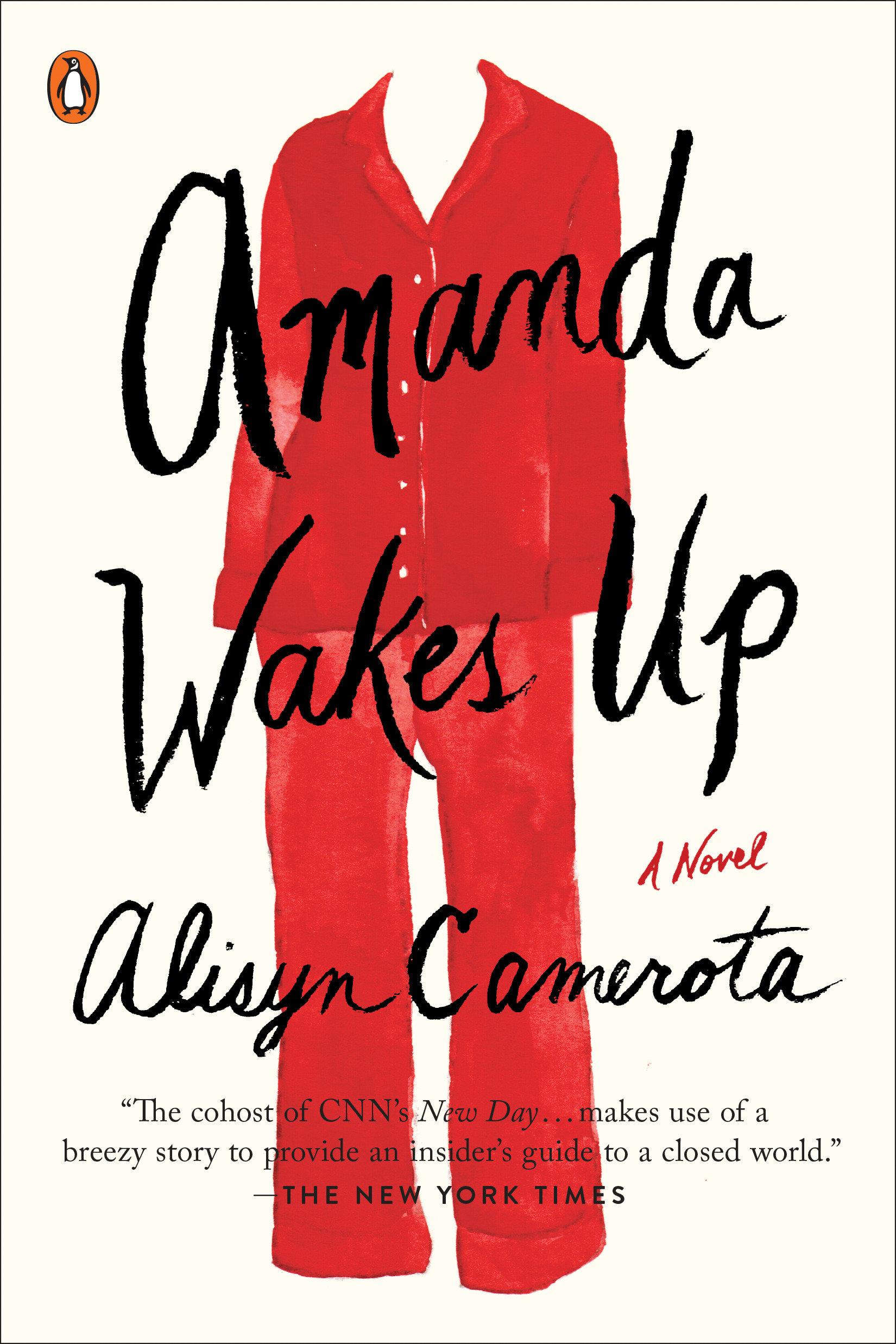 Amanda Wakes Up