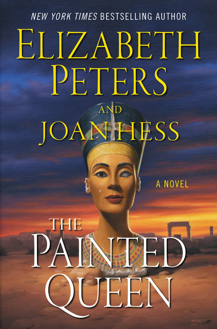 The Painted Queen A Novel