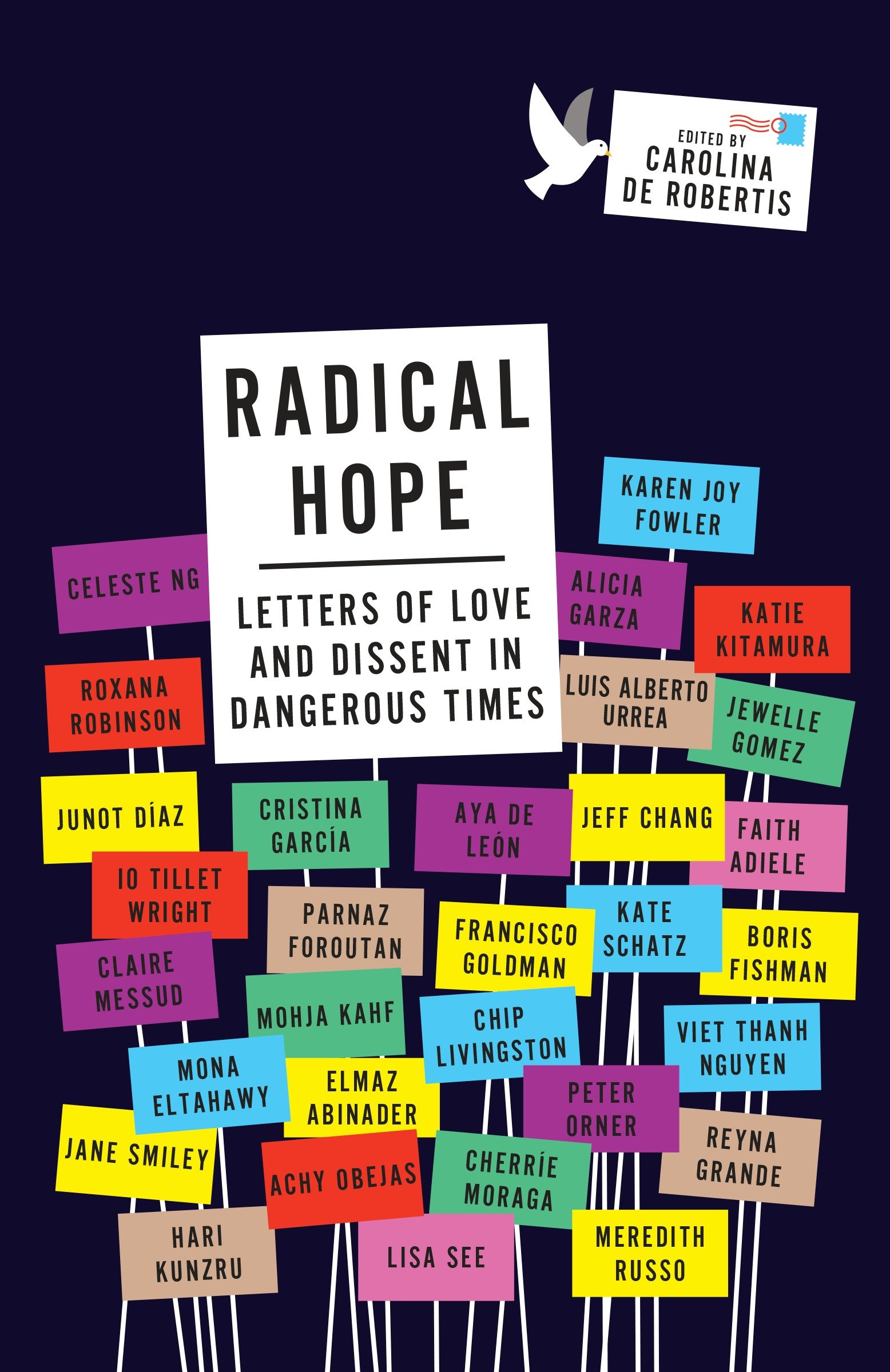 Radical Hope Letters of Love and Dissent in Dangerous Times