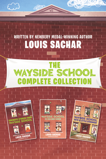 Wayside School Complete Collection [electronic resource] : Sideways Stories from Wayside School, Wayside School Is Falling Down, Wayside School Gets a Little Stranger