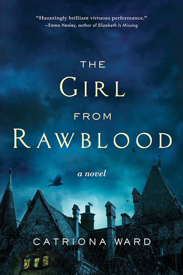 The Girl from Rawblood A Novel