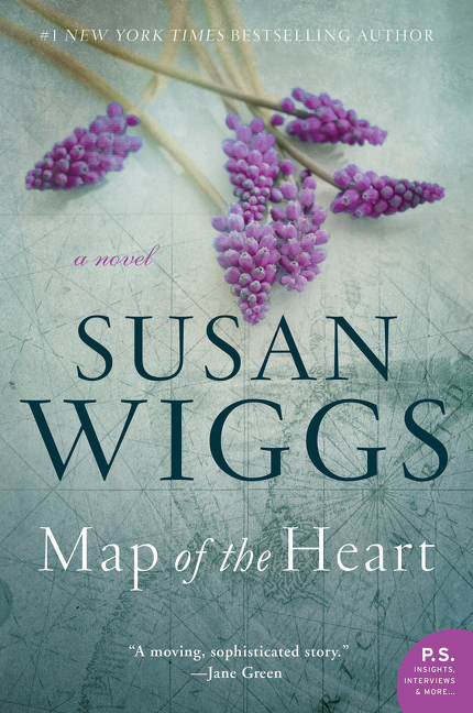 Map of the Heart A Novel